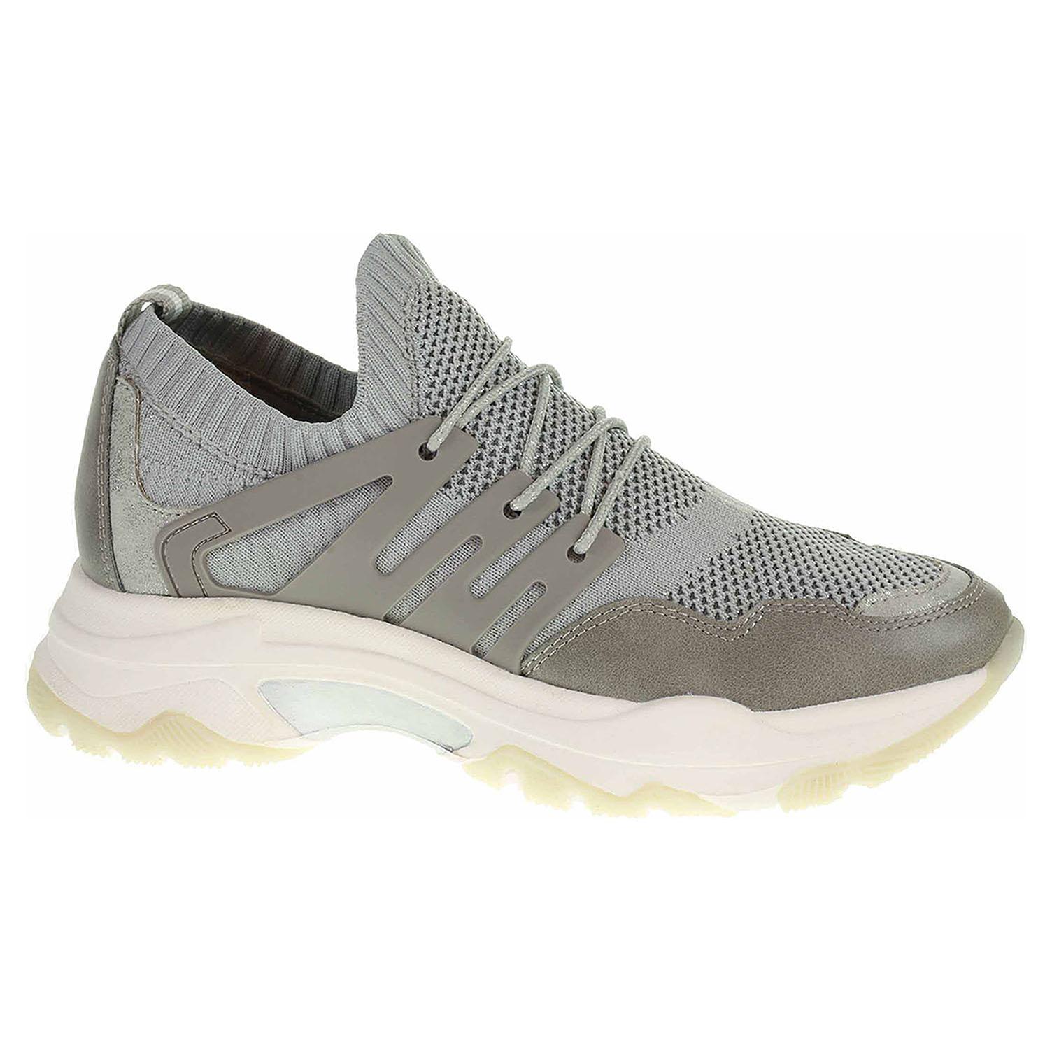 Dámská obuv Marco Tozzi 2-23782-22 lt.grey 2-2-23782-22 250 39