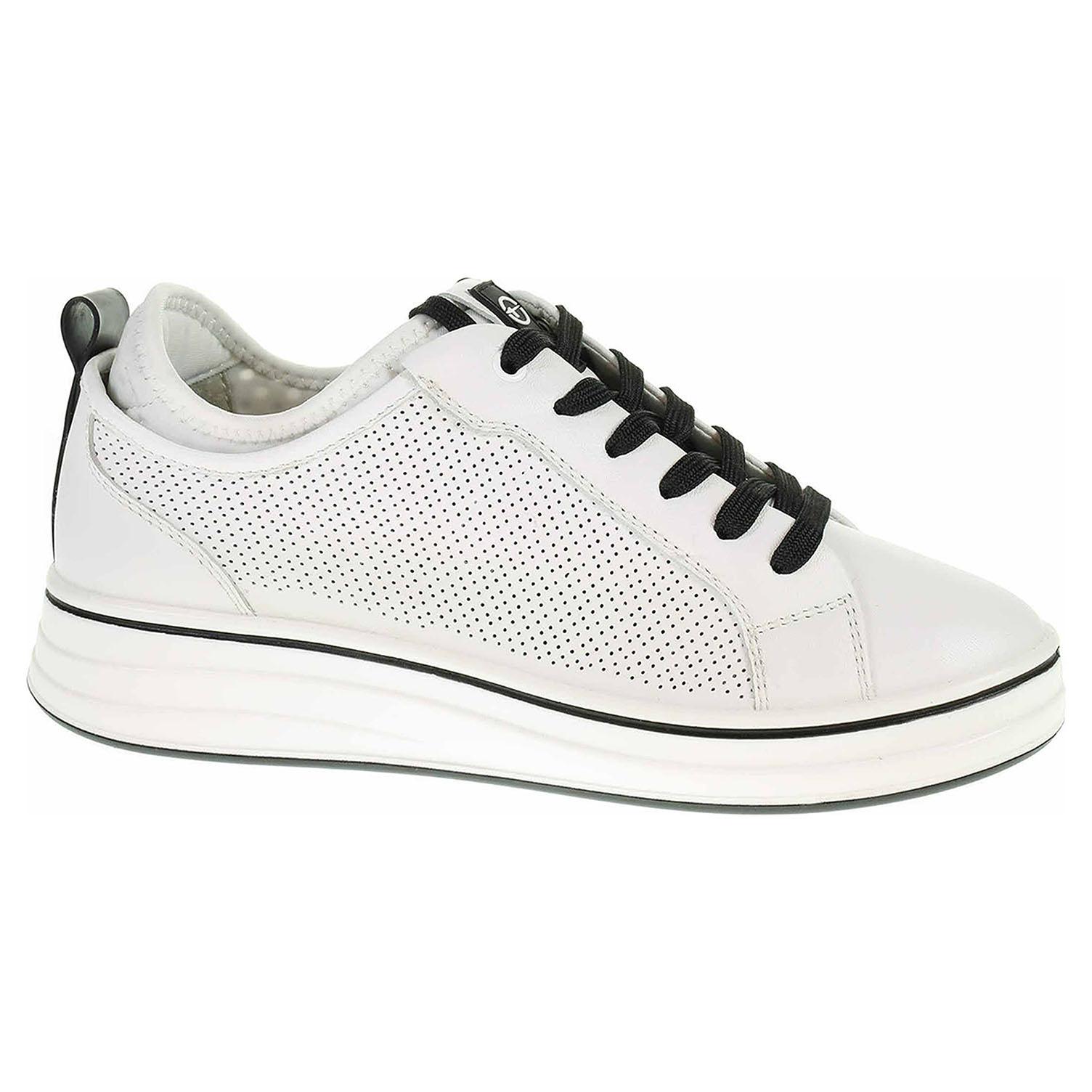 Dámská obuv Tamaris 1-23716-24 white-black 1-1-23716-24 125 39