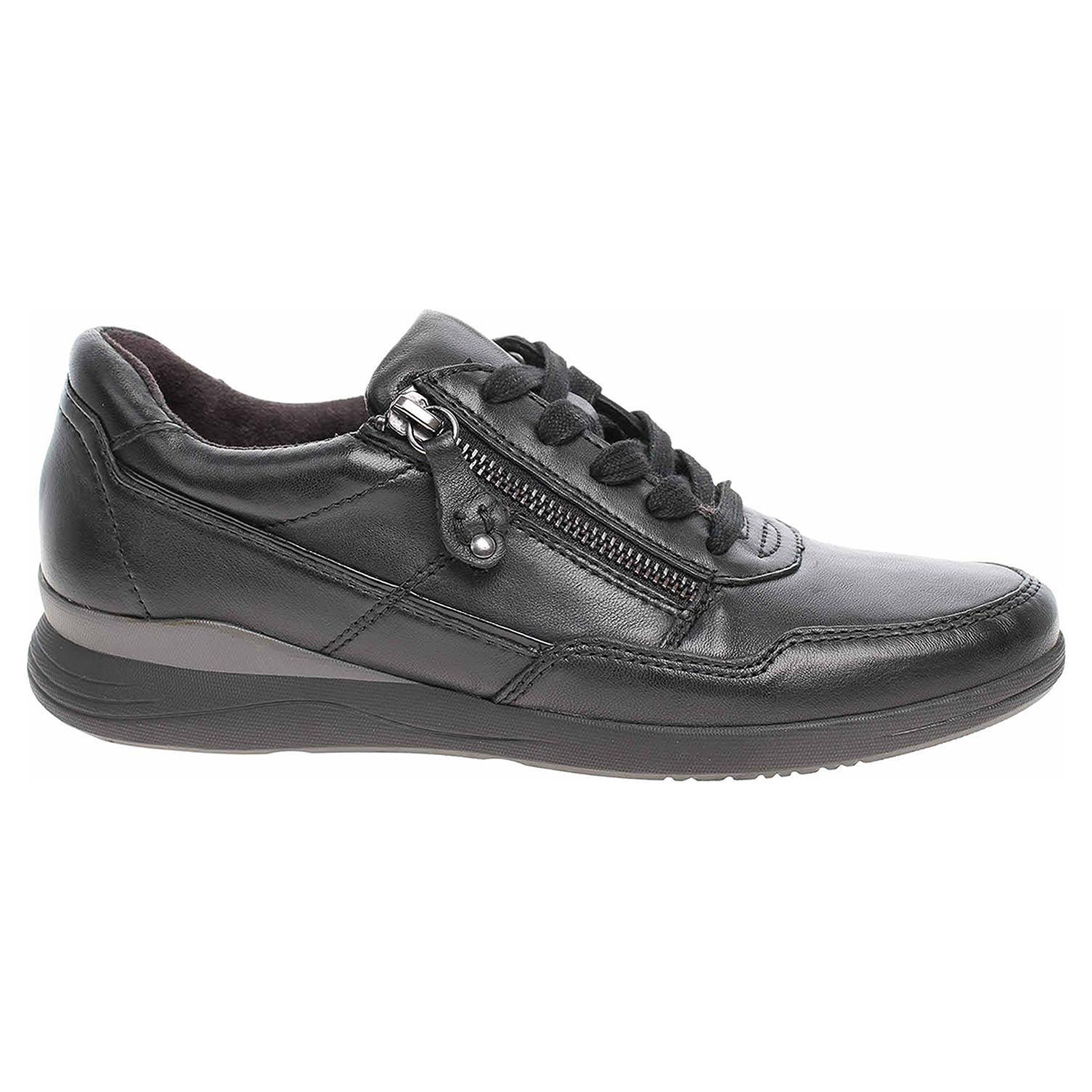 Dámská obuv Jana 8-23721-25 black 8-8-23721-25 001 39