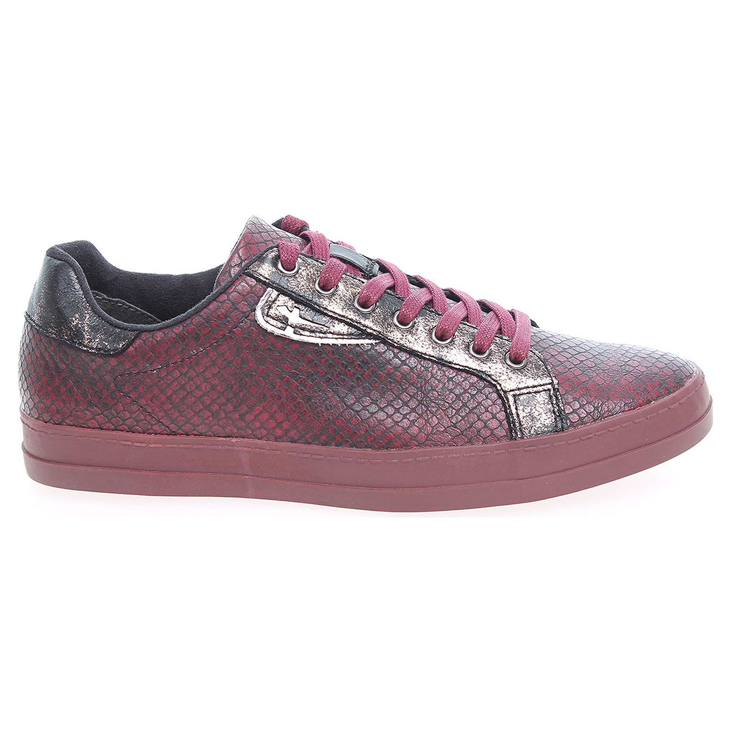 Tamaris dámská obuv 1-23606-27 vínová 43