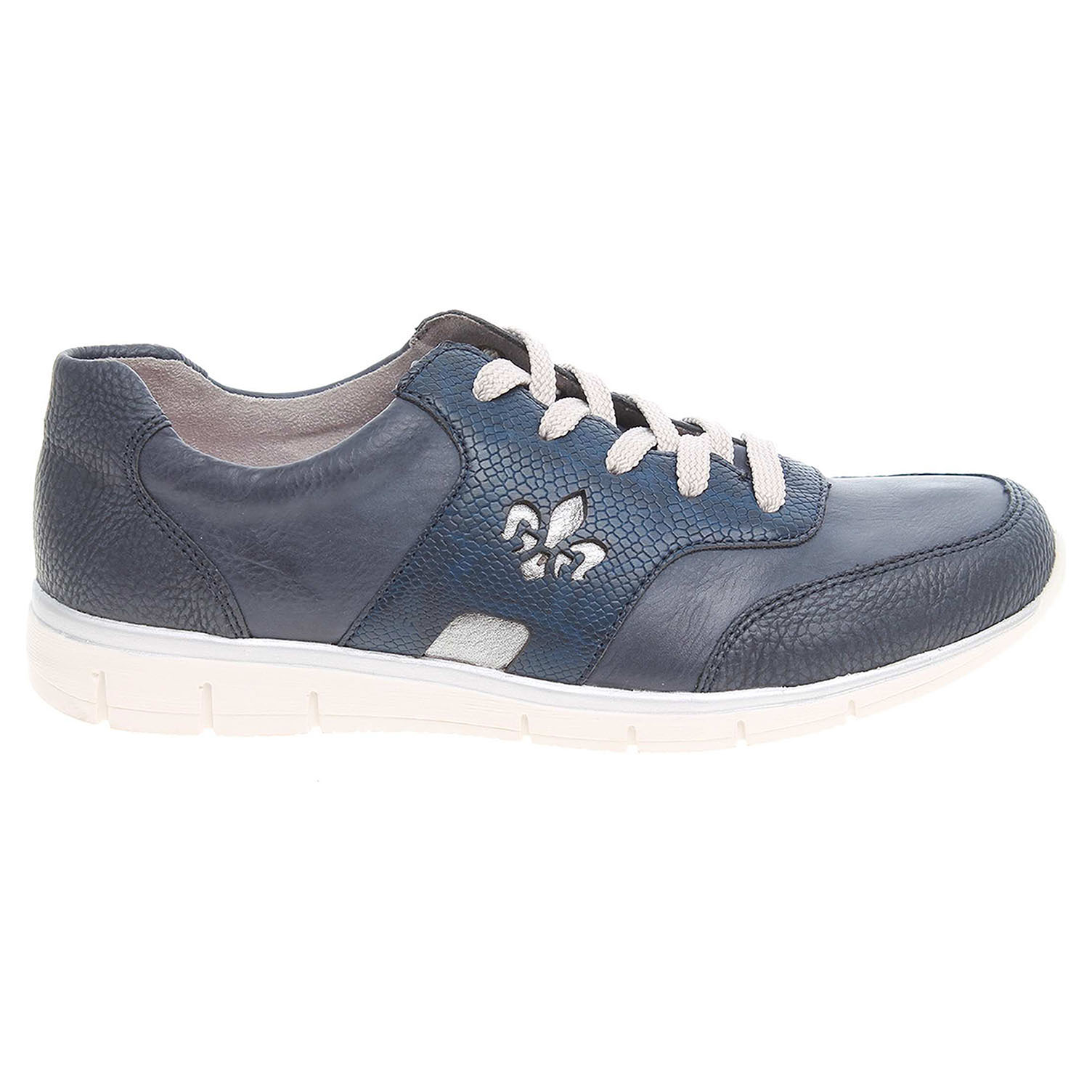 Rieker dámská obuv N4001-14 modrá 42