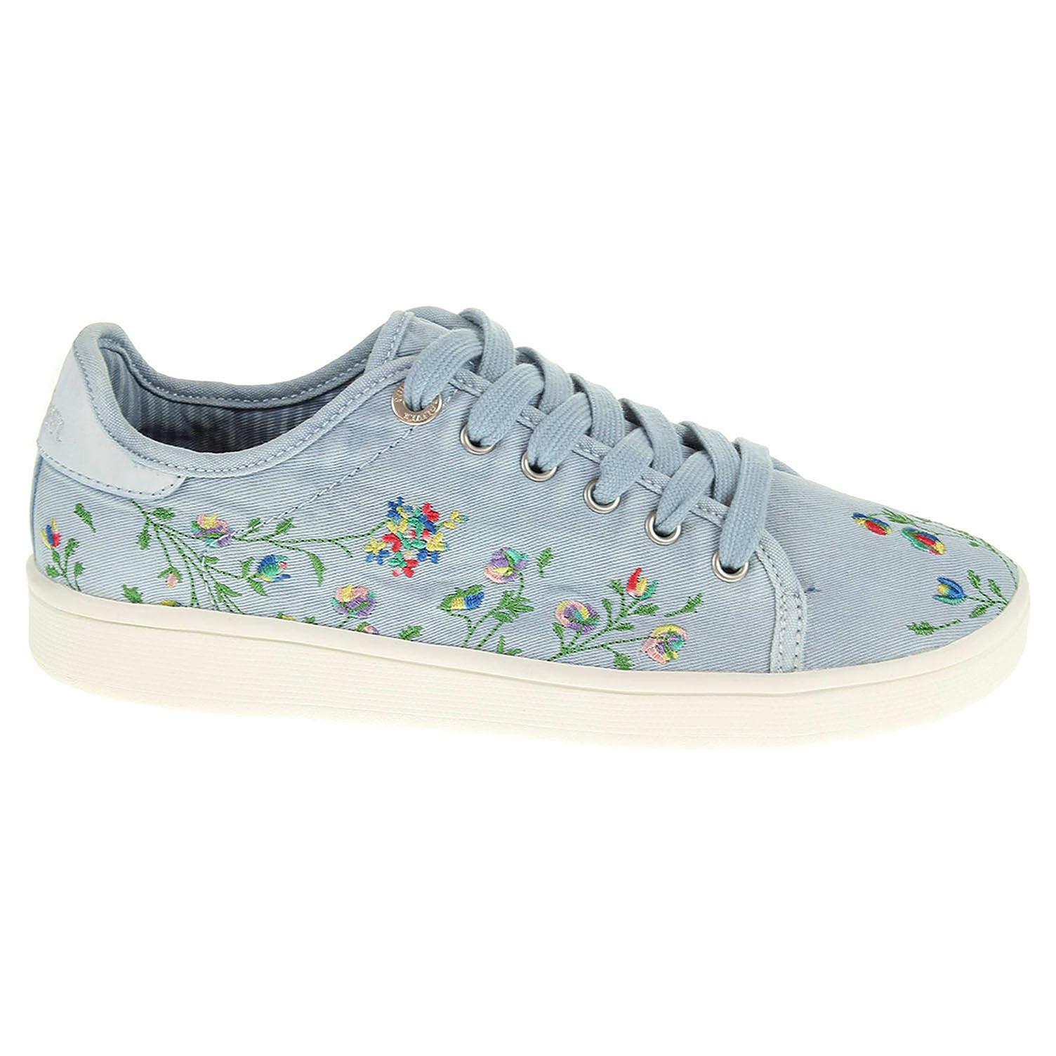 Dámská obuv s.Oliver 5-23647-38 modrá 38