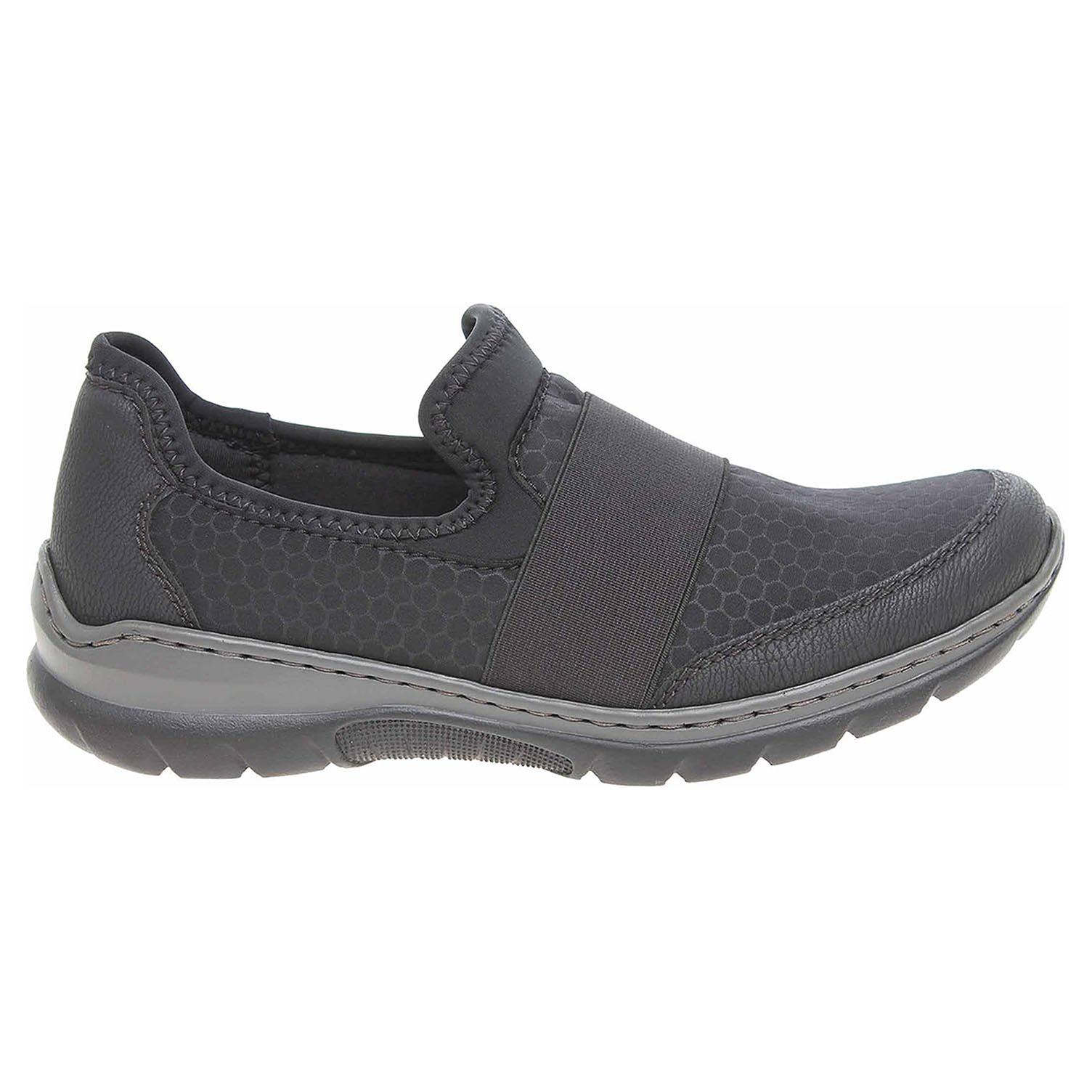 3067b0137fc3 Rieker dámská obuv L3279-00 černá 42