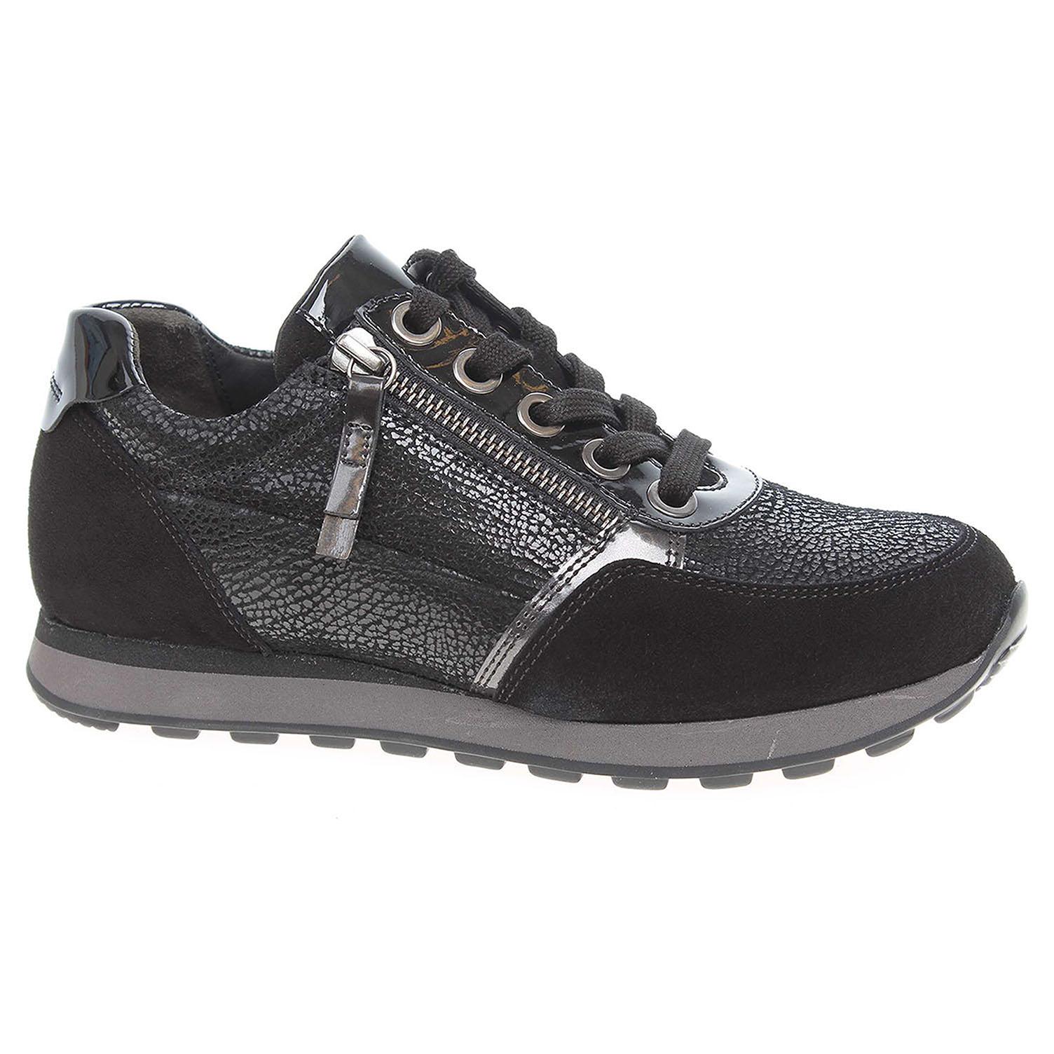 Dámská obuv Gabor 76.335.97 černá 76.335.97 41
