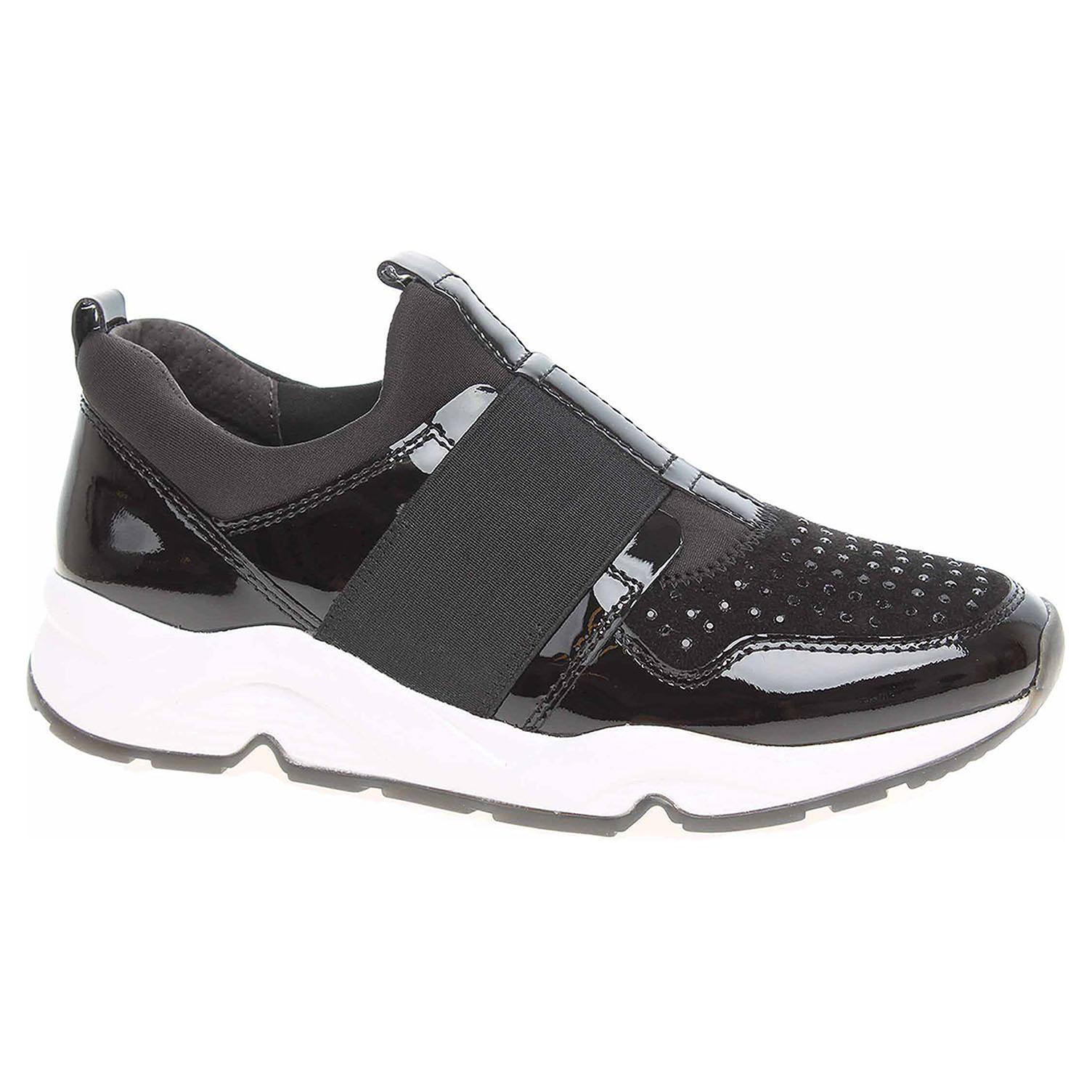 Dámská obuv Gabor 76.321.97 černá 76.321.97 40