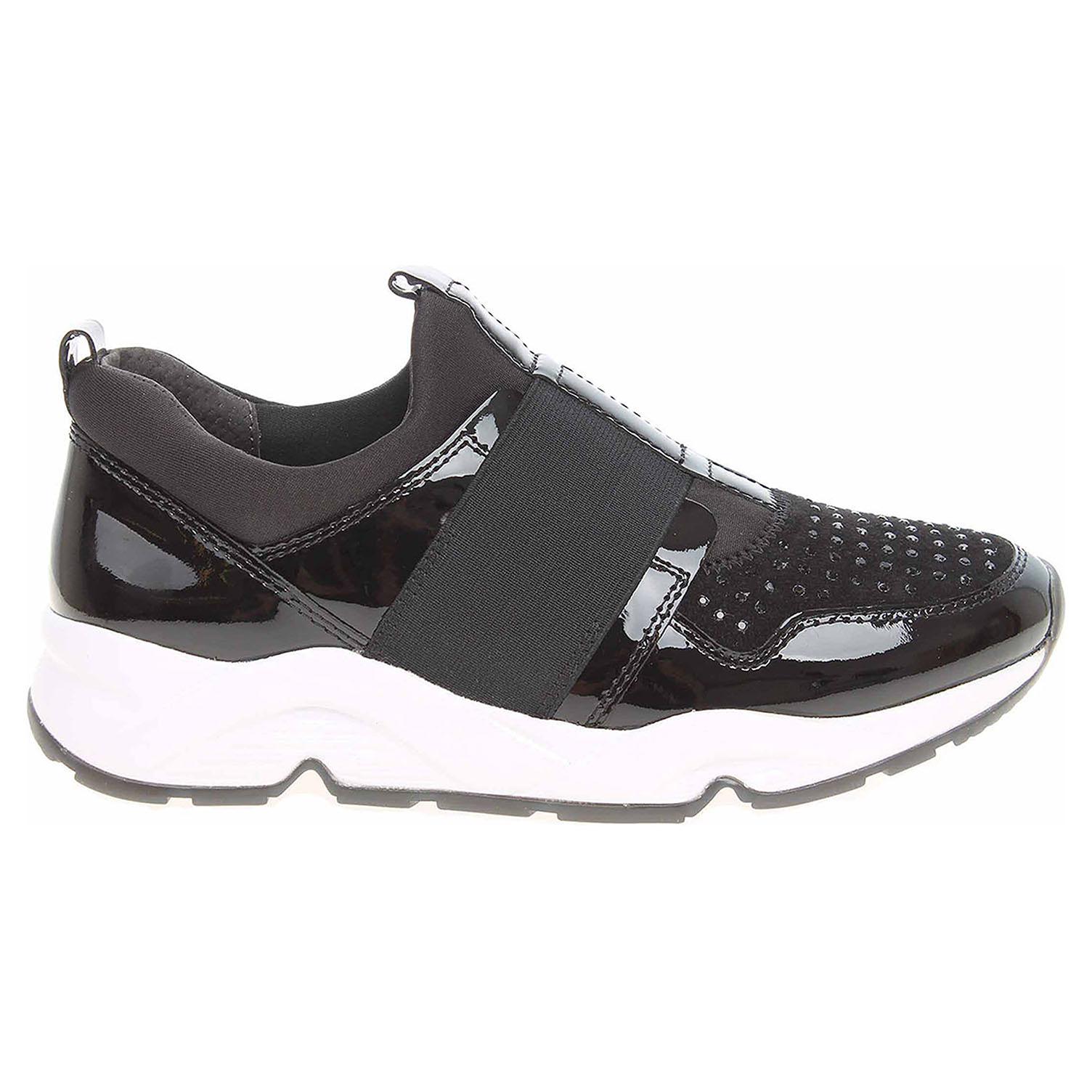 Gabor dámská obuv 76.321.97 černá 76.321.97 38