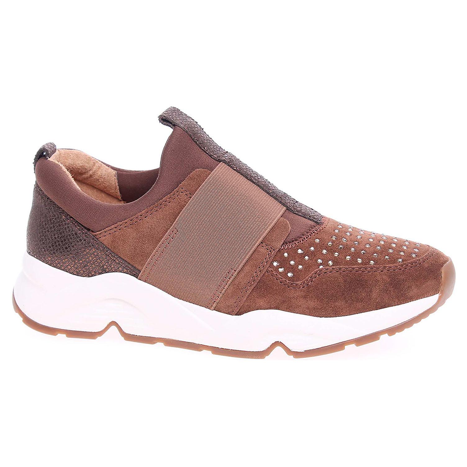 Dámská obuv Gabor 76.321.34 hnědá 76.321.34 37