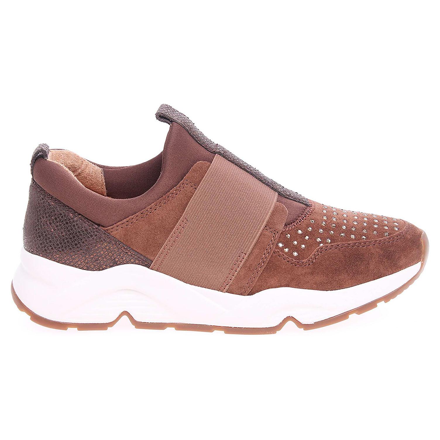 Gabor dámská obuv 76.321.34 hnědá 76.321.34 37