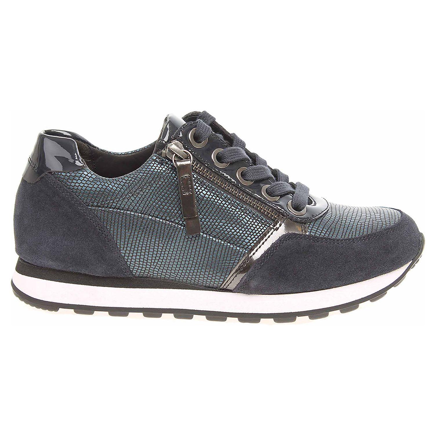 Gabor dámská obuv 76.335.36 modrá 76.335.36 38