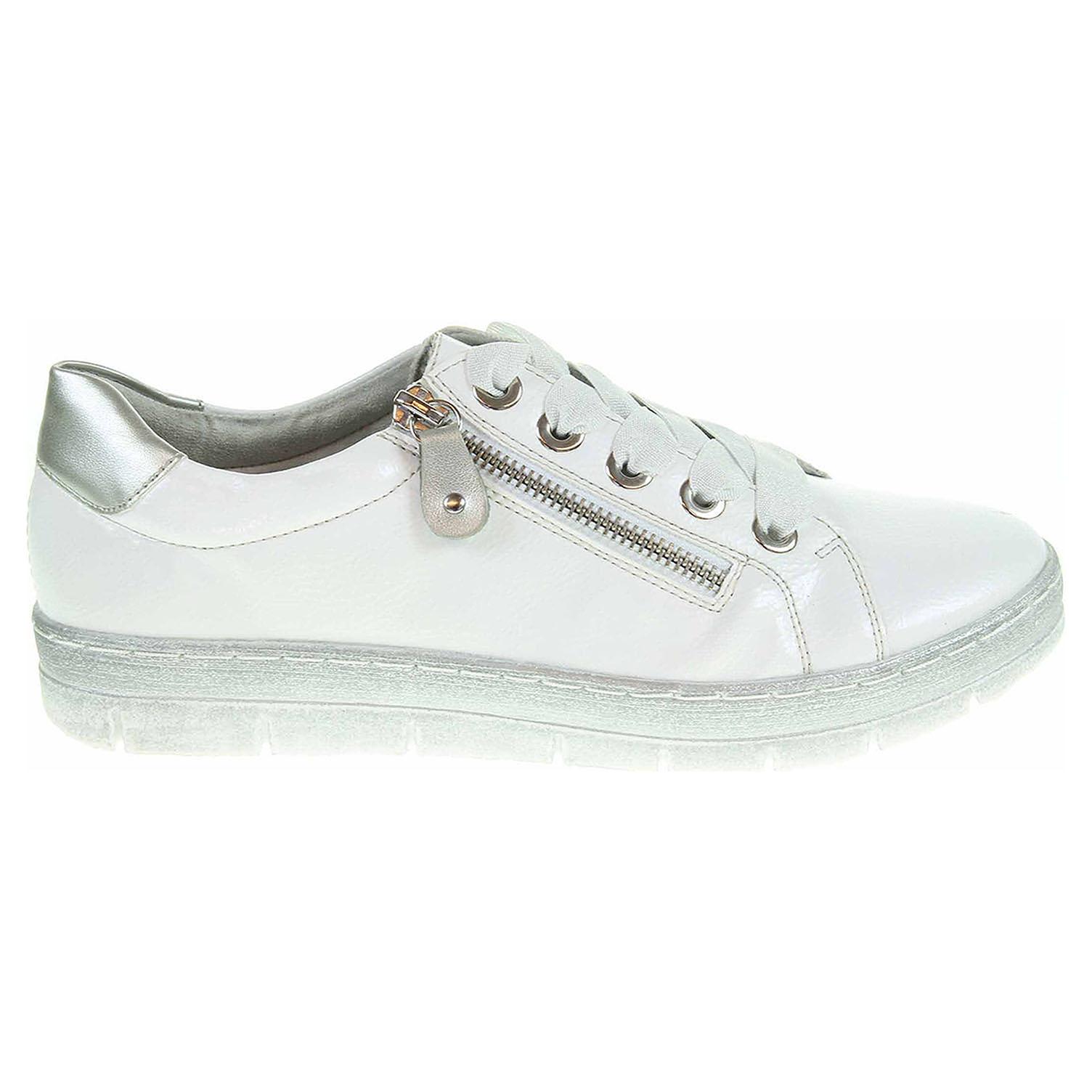 Remonte dámská obuv D5803-80 weiss kombi D5803-80 43