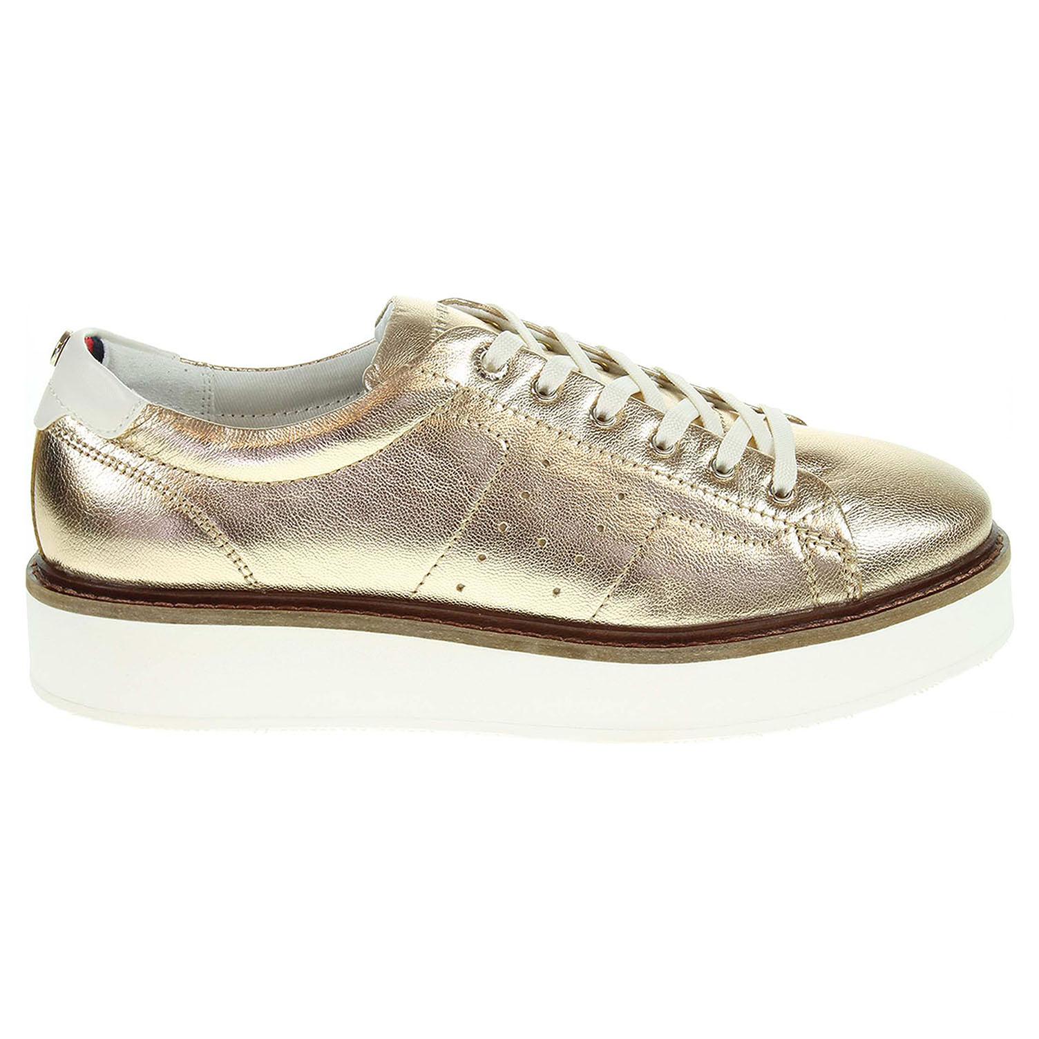 a89b314ddefd Tommy Hilfiger dámská obuv FW0FW02501 mekong FW0FW02501 709 38