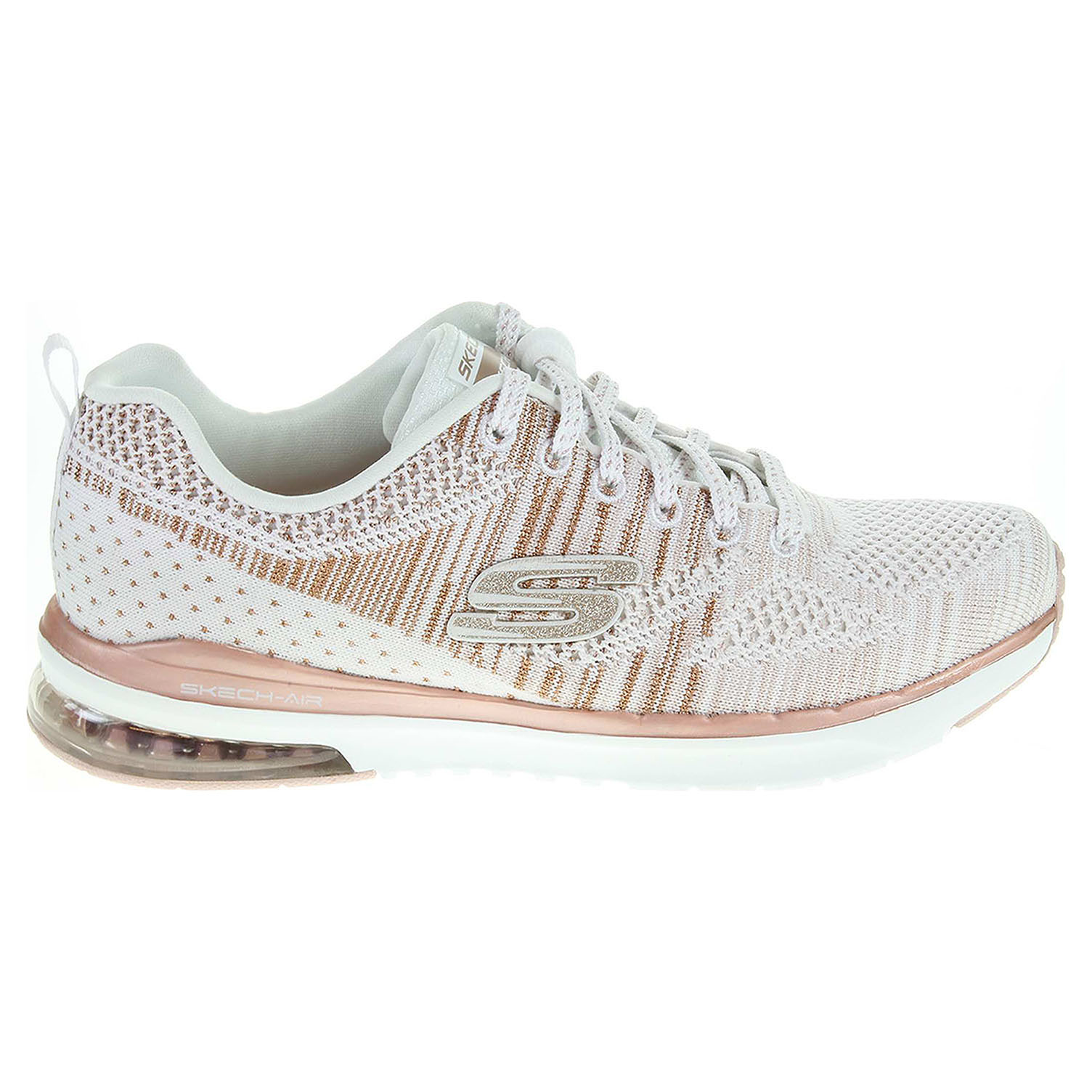 Skechers Skech-Air Infinity - Stand Out white rose gold 12114 WTRG 37