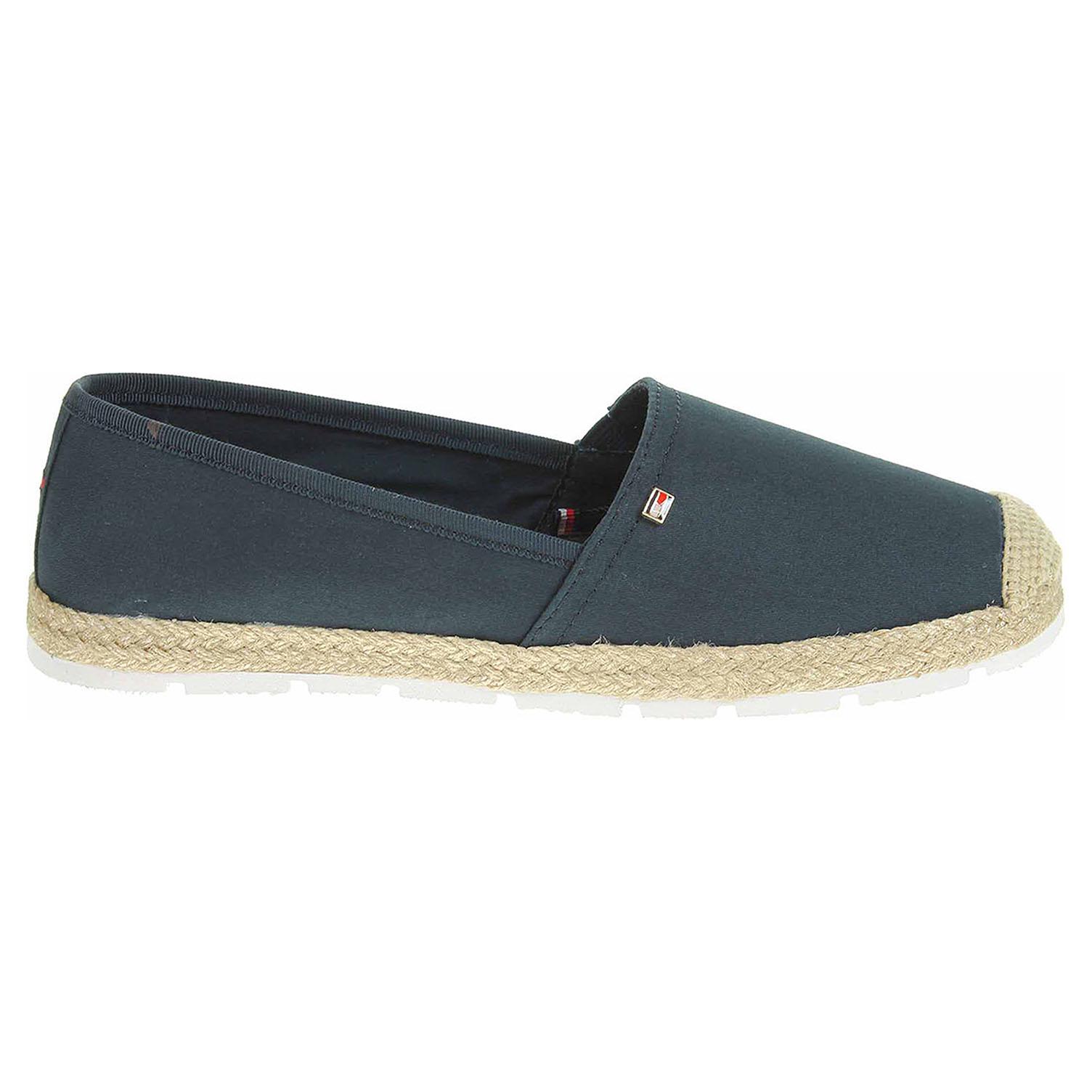 0c42f127bc13 Tommy Hilfiger dámská obuv FW0FW02409 403 midnight FW0FW02409 403 38