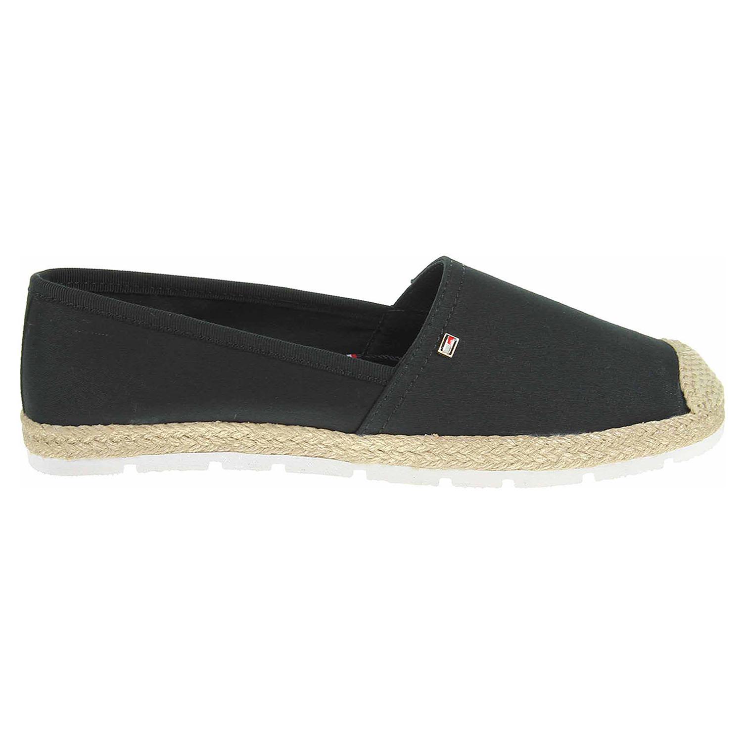 1b25f882e197 Tommy Hilfiger dámská obuv FW0FW02409 990 black FW0FW02409 990 38