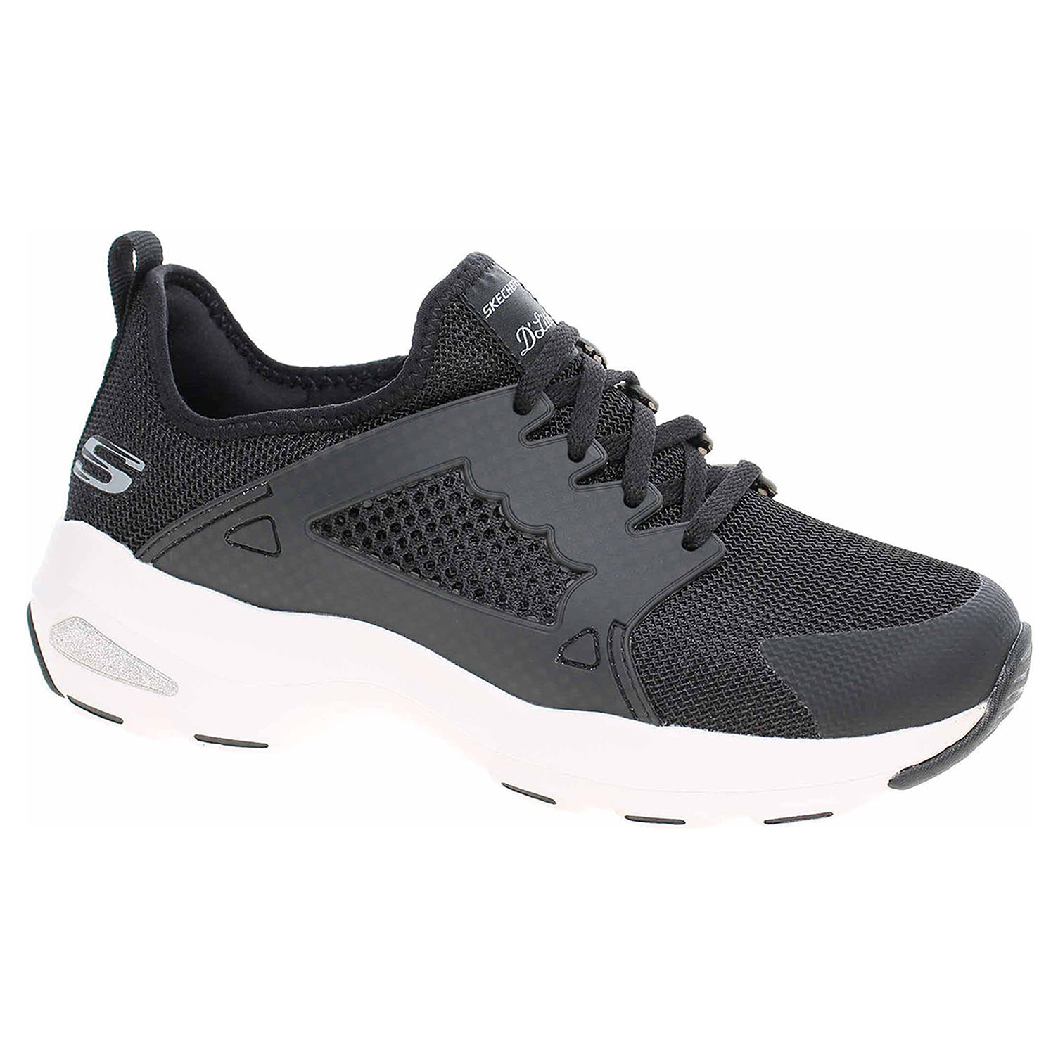 Skechers D´Lite Ultra - At The Top black-white 12861 BKW 39