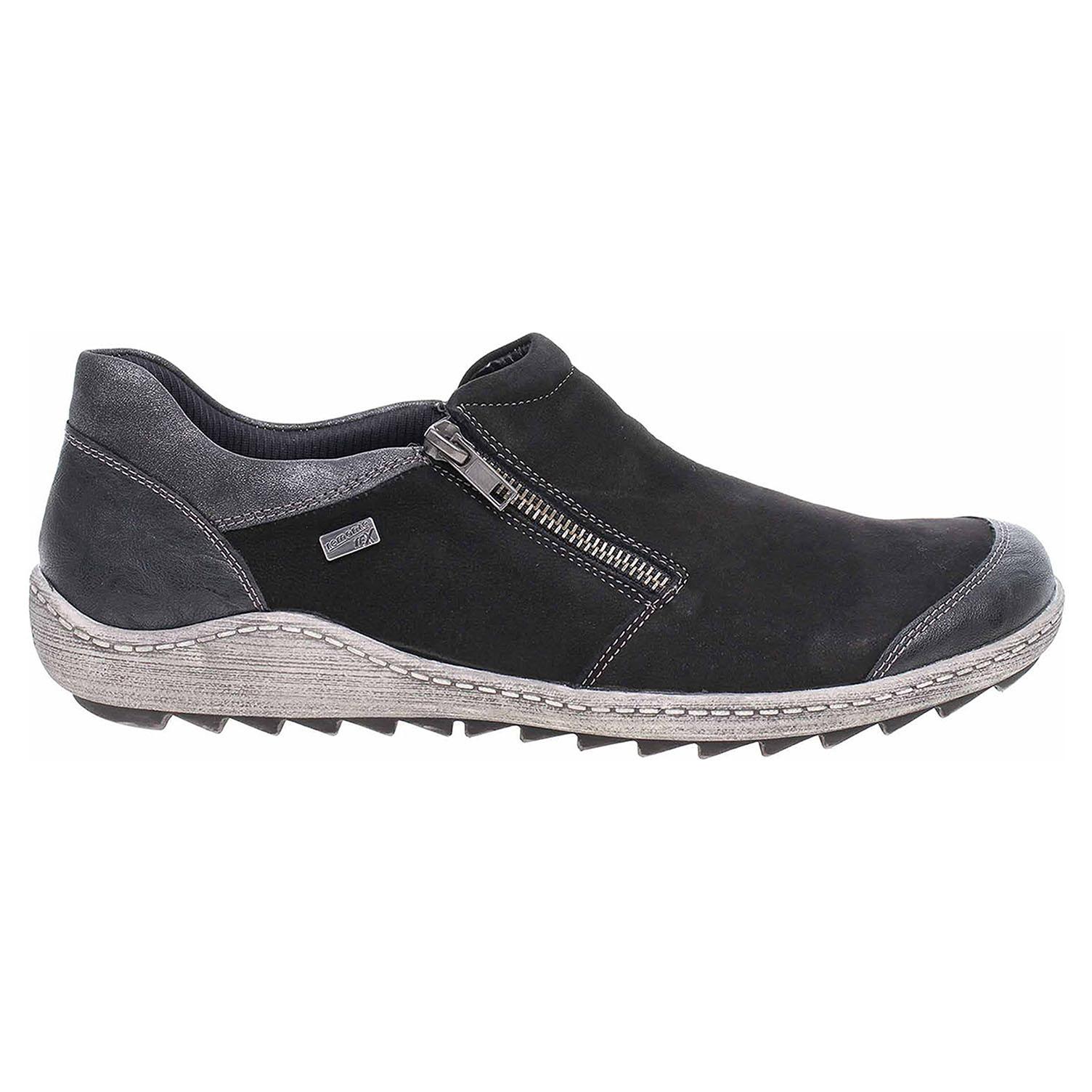 Remonte dámská obuv R1403-02 schwarz kombi R1403-02 43