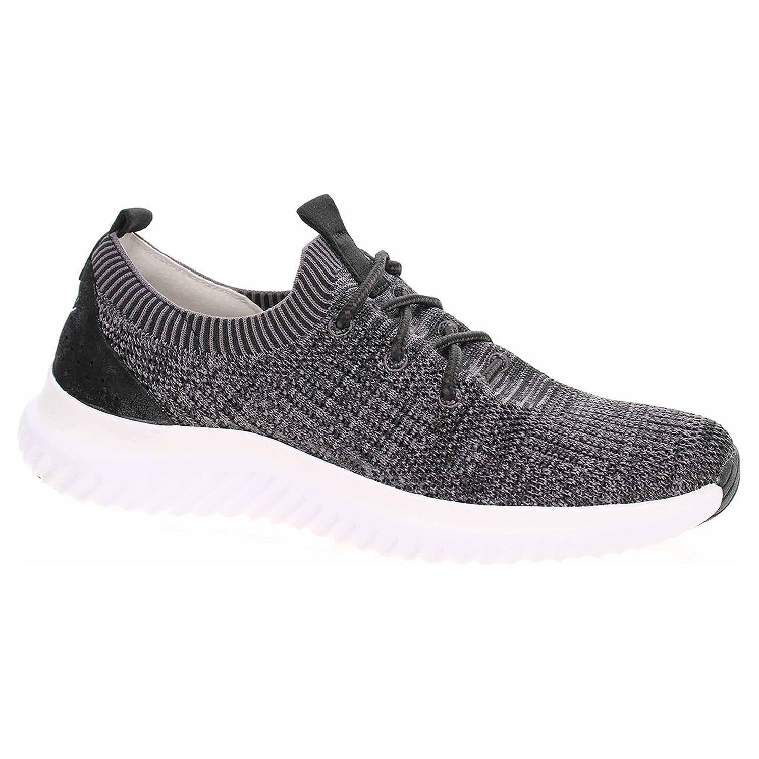 Dámská obuv Gabor 26.980.17 grey-schwarz 26.980.17 39