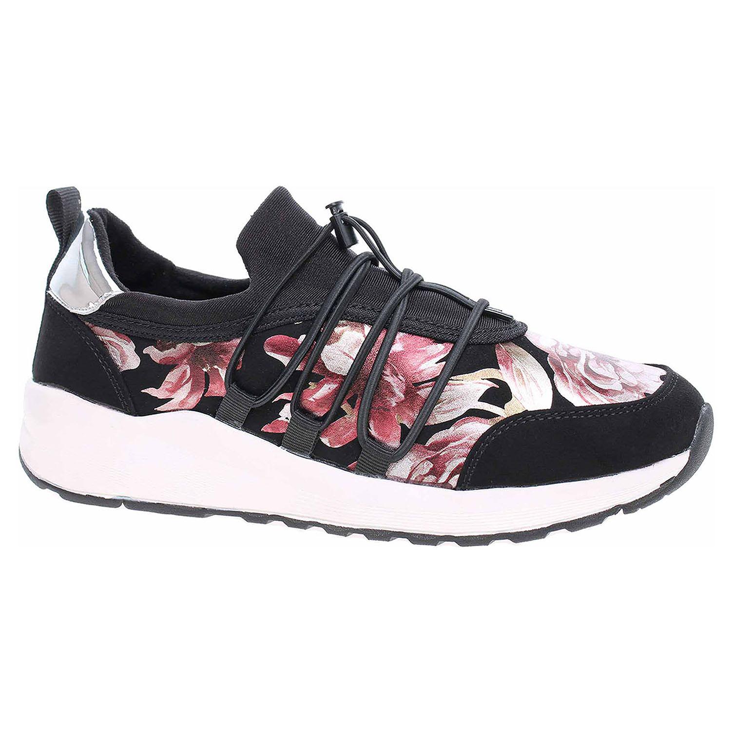 Dámská obuv s.Oliver 5-23616-22 black comb 5-5-23616-22 098 39