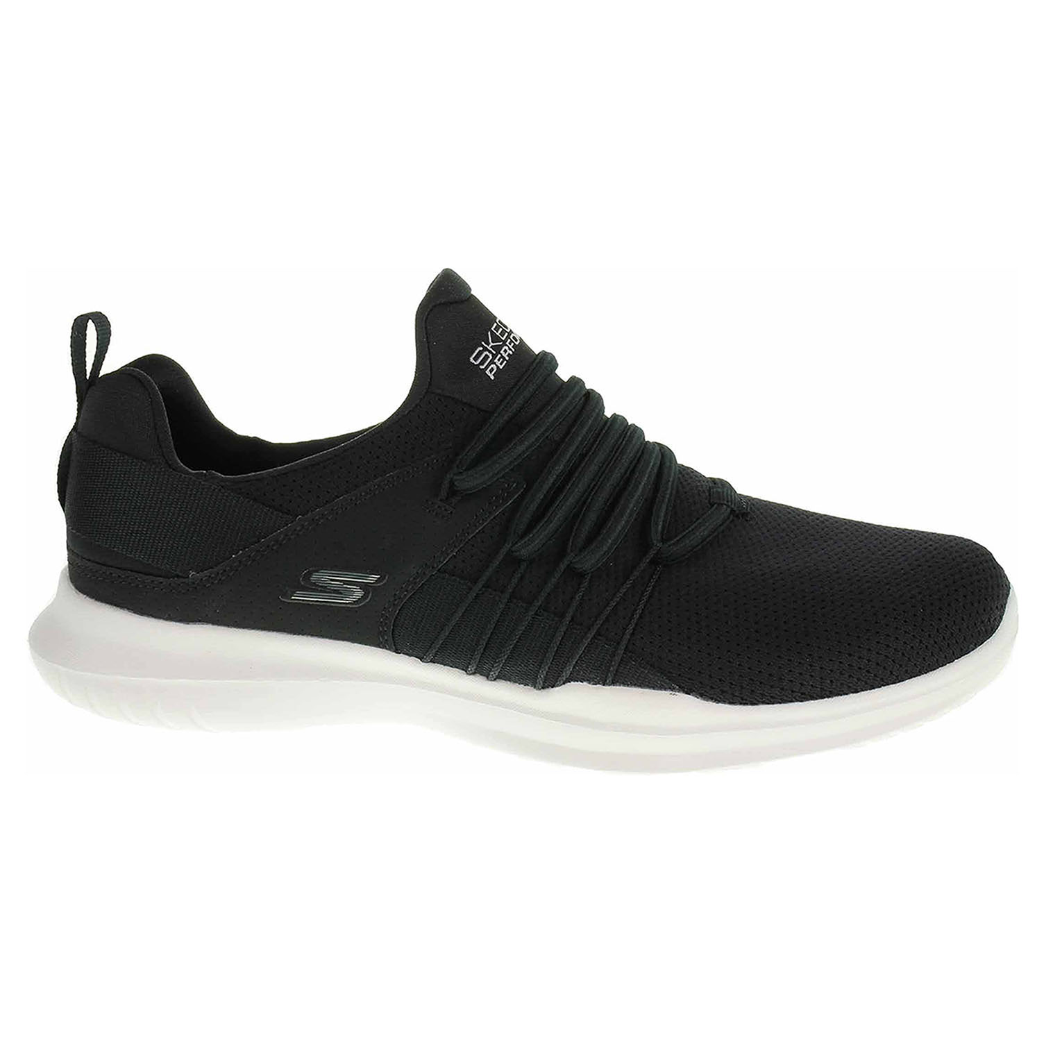 Skechers Go Run Mojo - Reactivate black-white 14843 BKW 41