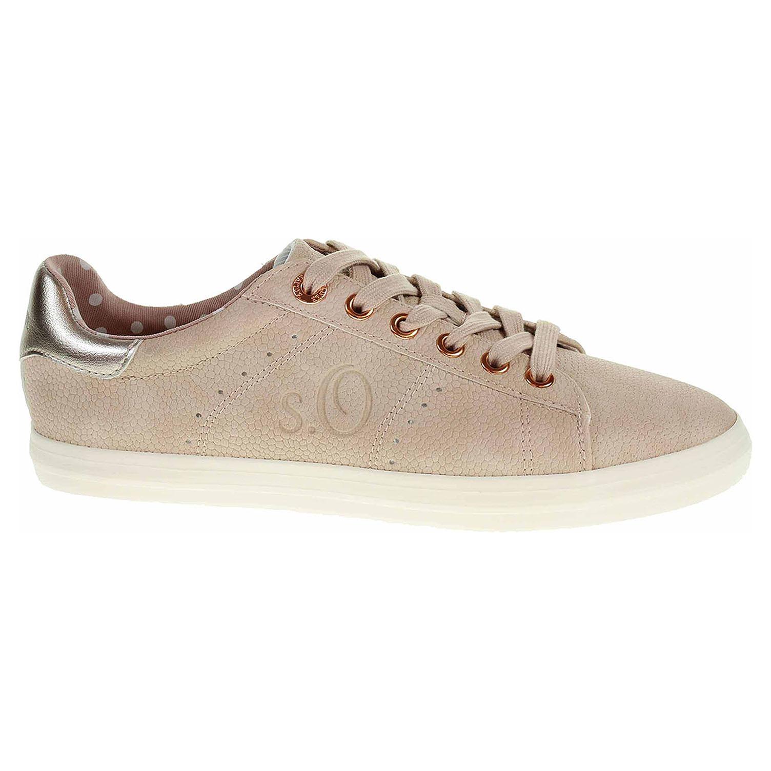 Dámská obuv s.Oliver 5-23638-22 rose 5-5-23638-22 544 42