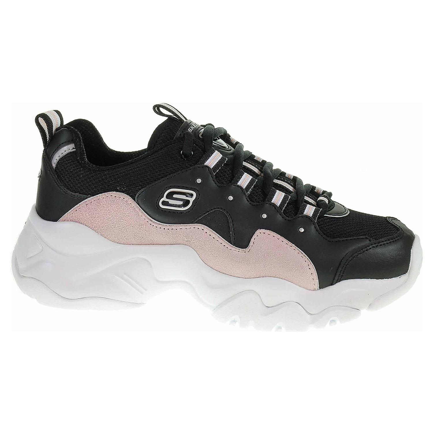 Skechers D´Lites 3.0 - Zenway black-pink 12955 BKPK 39