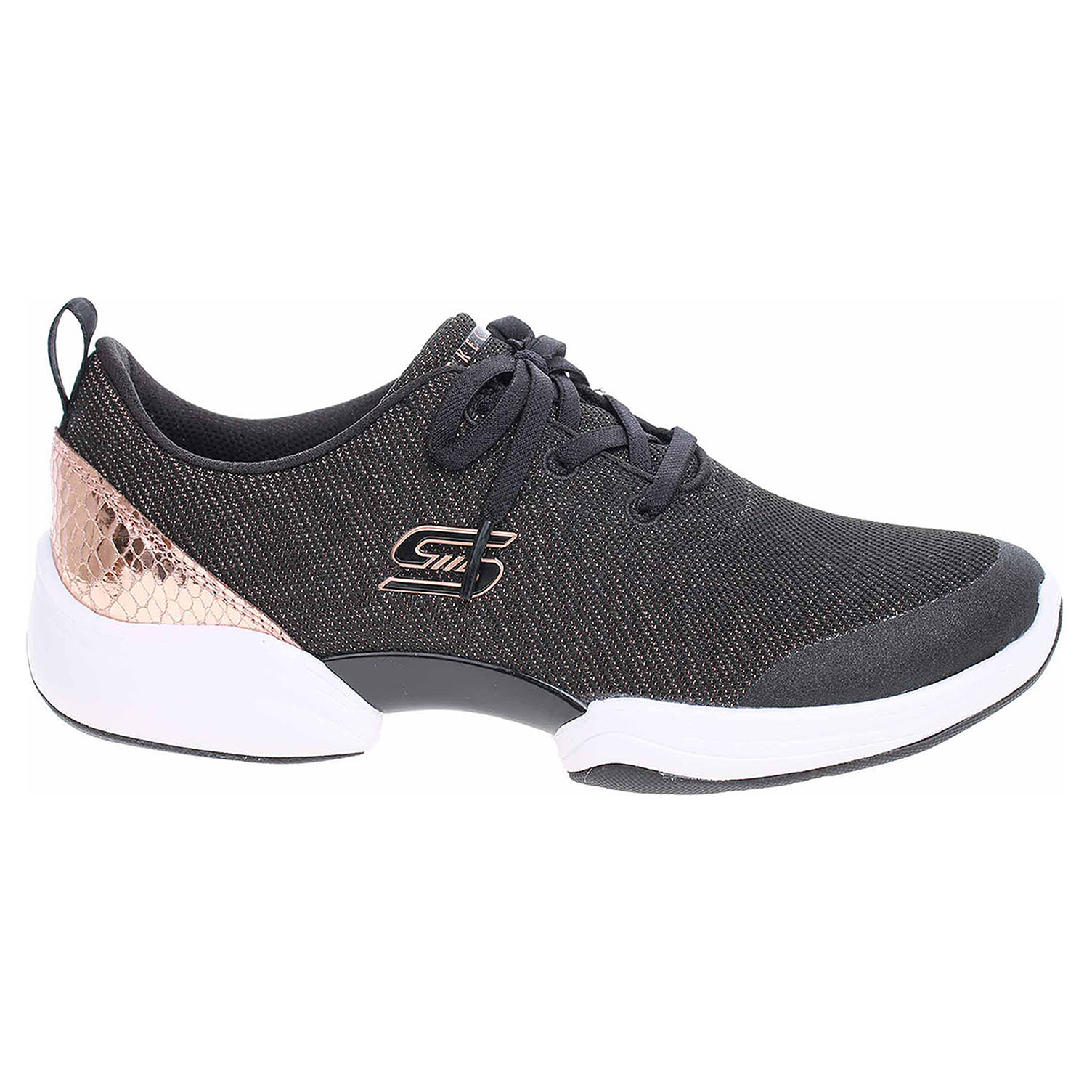 Skechers Skech-Lab - Snazzy Spirit black-rose gold 23389 BKRG 39