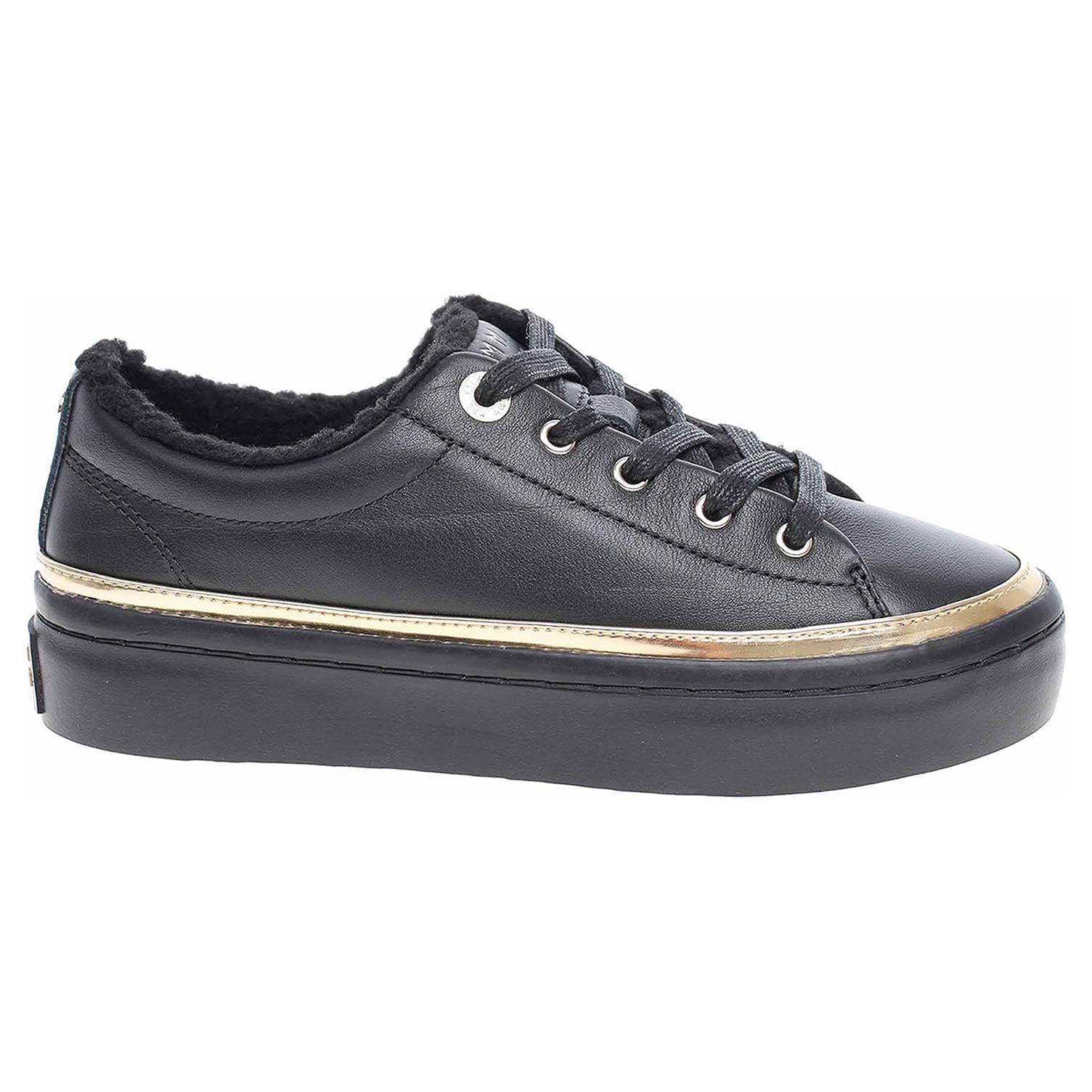 Dámská obuv Tommy Hilfiger FW0FW04538 BDS black FW0FW04538 BDS 39