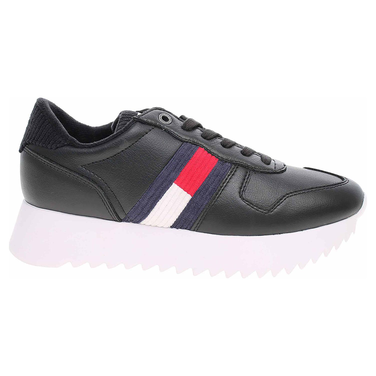 Dámská obuv Tommy Hilfiger EN0EN00658 BDS black EN0EN00658 BDS 39