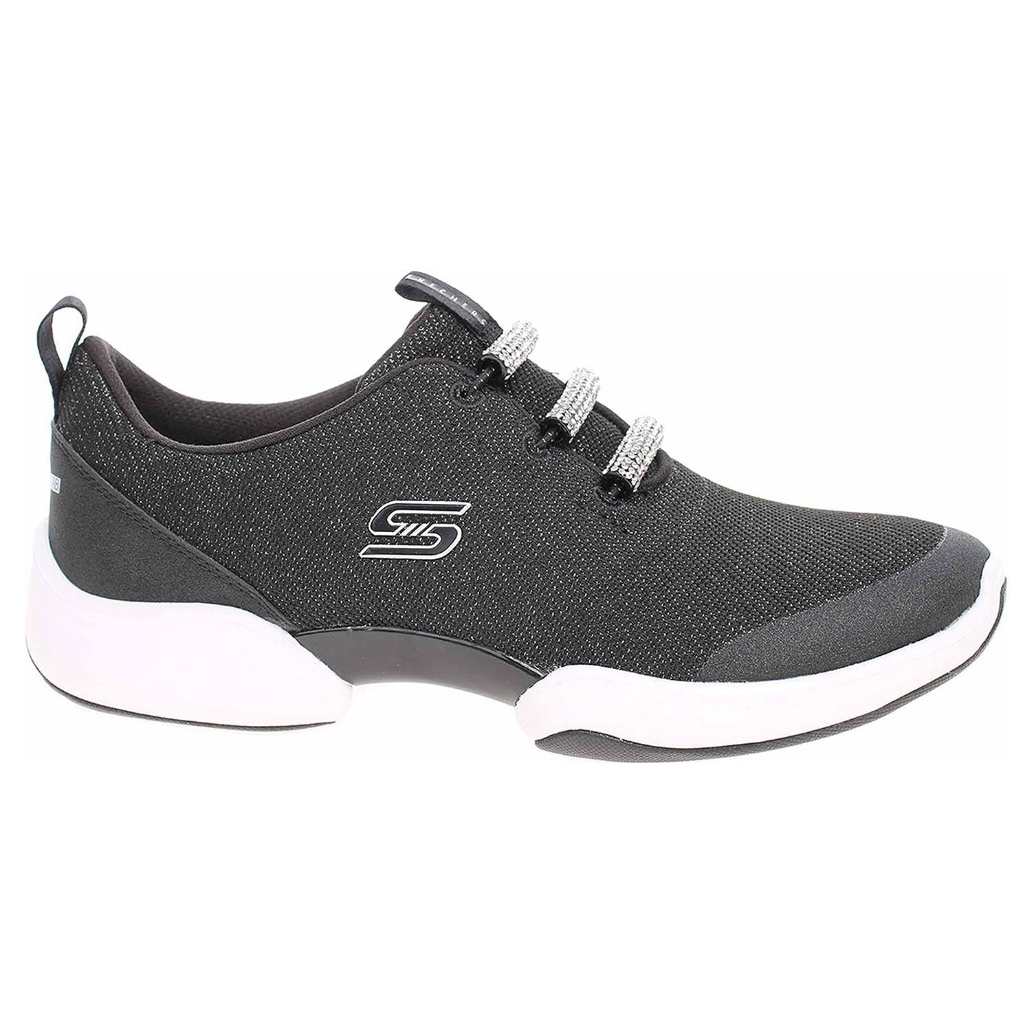 Skechers Skech-Lab - Sparkle Mood black-white 23387 BKW 39