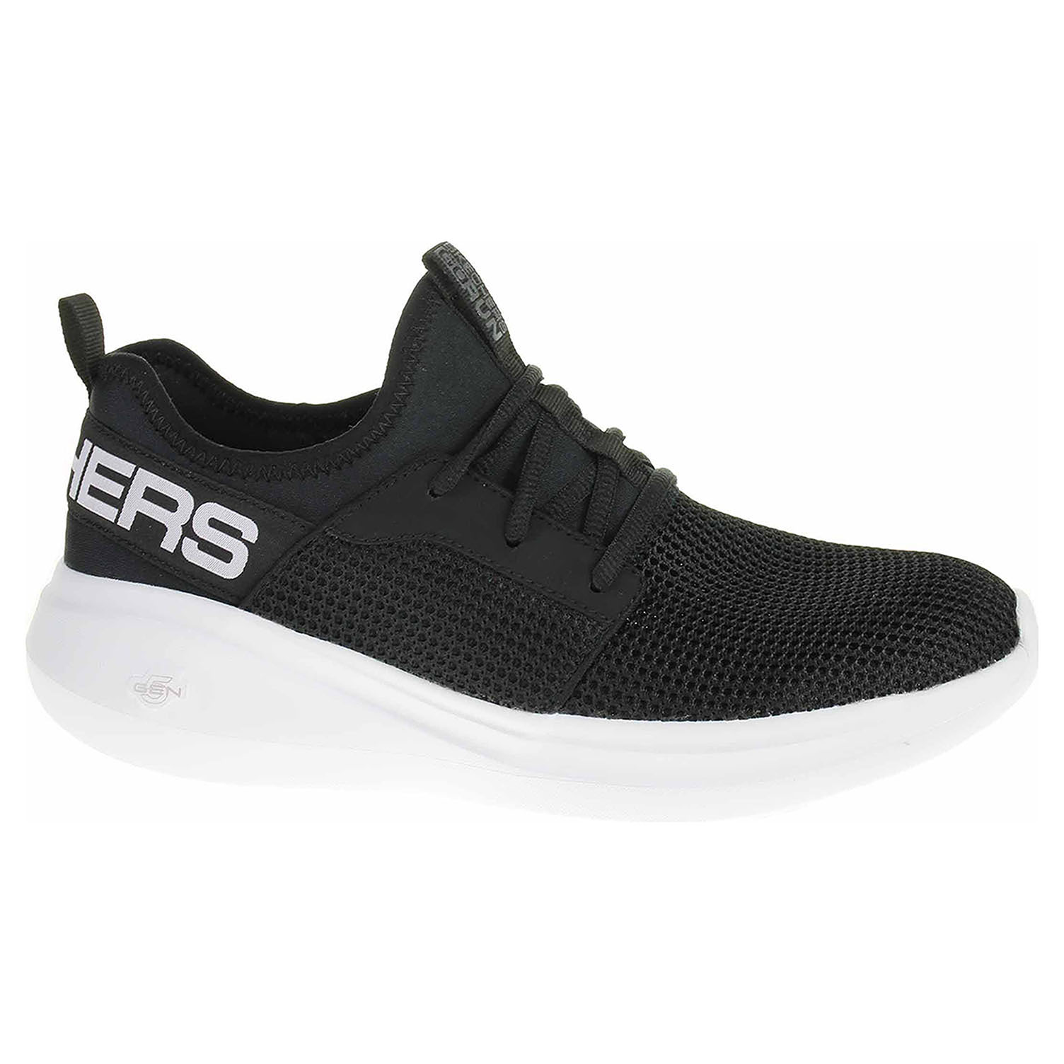 Skechers Go Run Fast - Valor black-white 15103 BKW 39