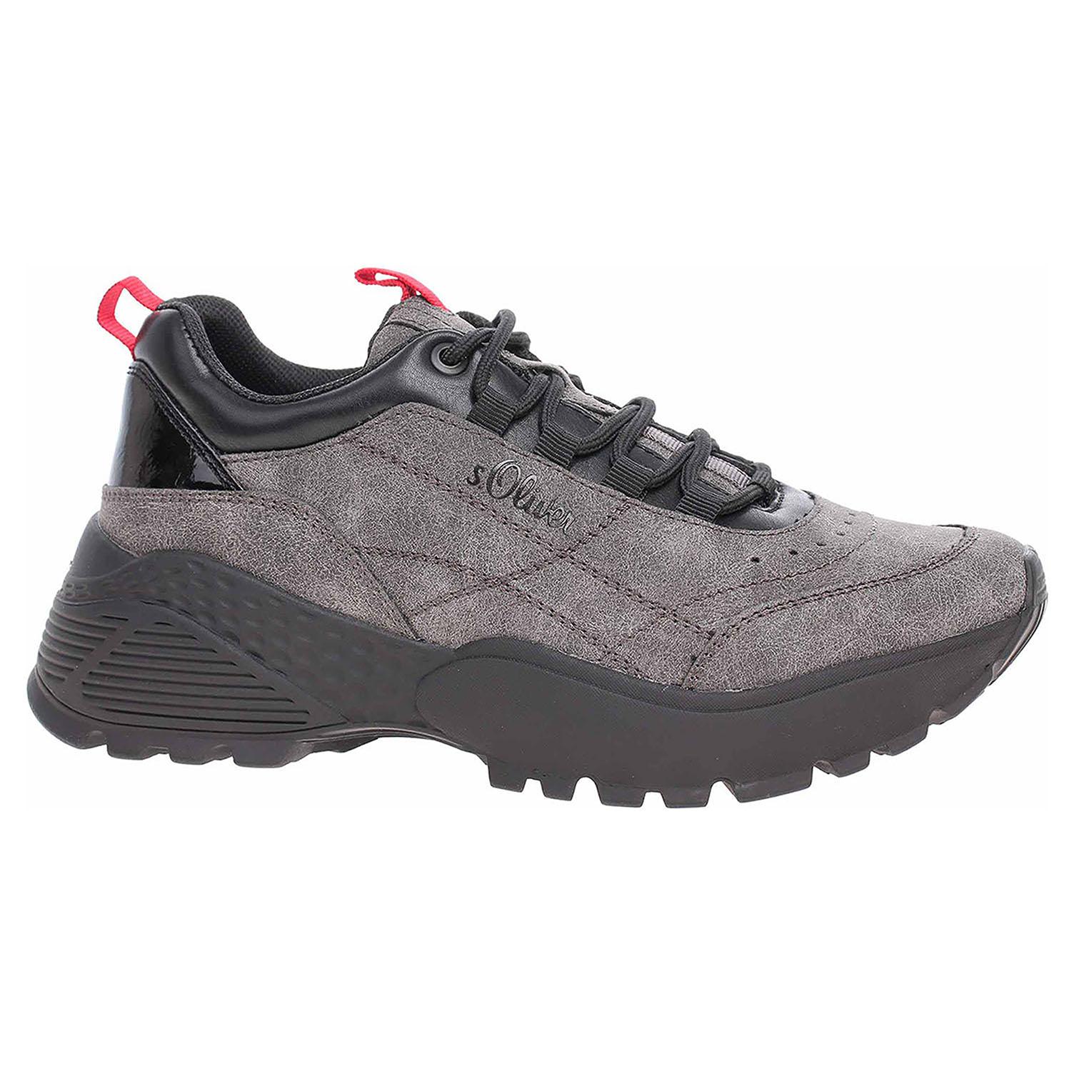 Dámská obuv s.Oliver 5-23602-35 grey comb 5-5-23602-35 201 39
