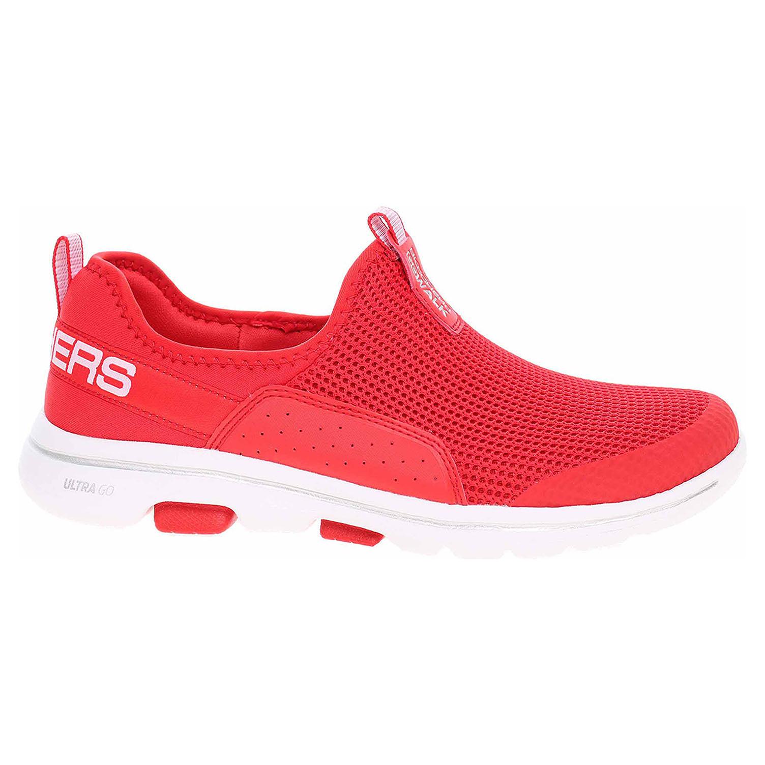 Skechers Go Walk 5 - Sovereign red 124013 RED 39