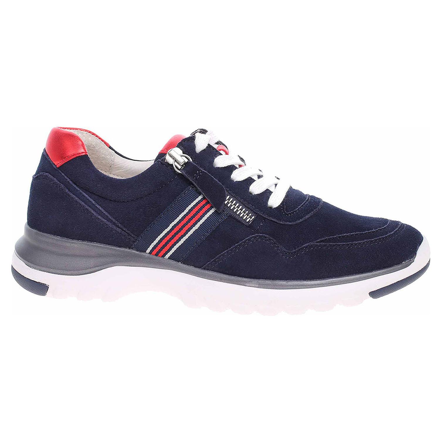 Dámská obuv Gabor 46.318.16 bluette-rosso 46.318.16 36
