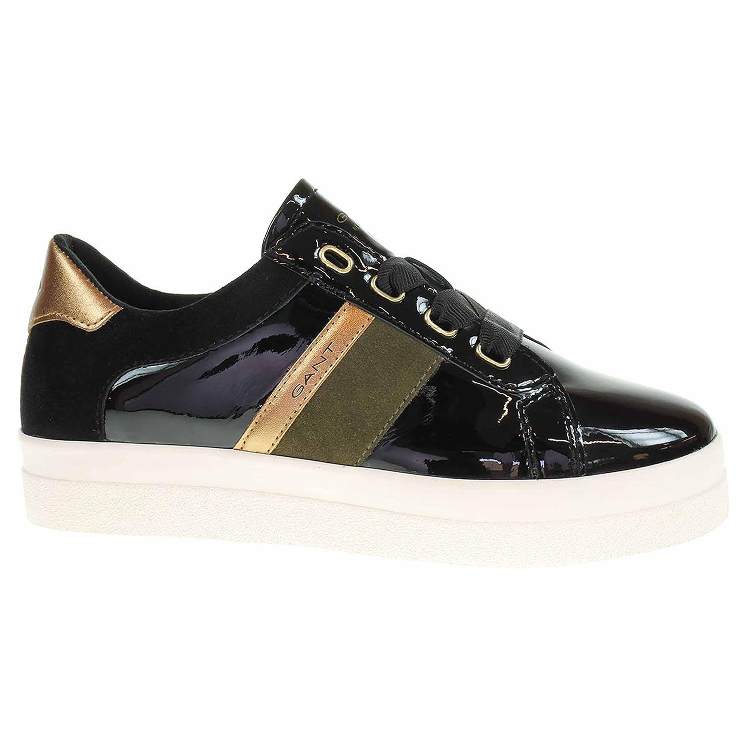 Dámská obuv Gant Avona 21531911 G00 black 21531911 G00 39