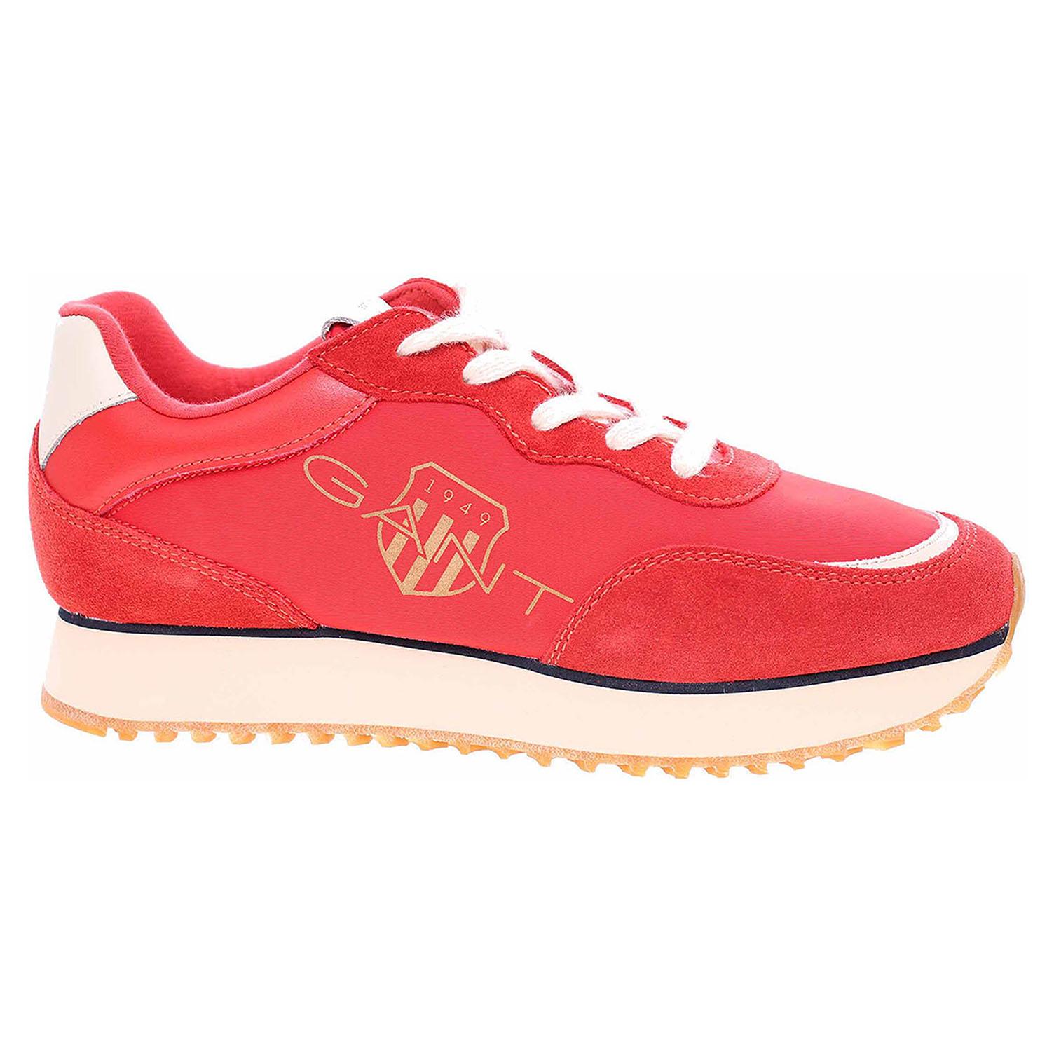 Dámská obuv Gant Bevinda 21533838 G51 red 21533838 G51 39