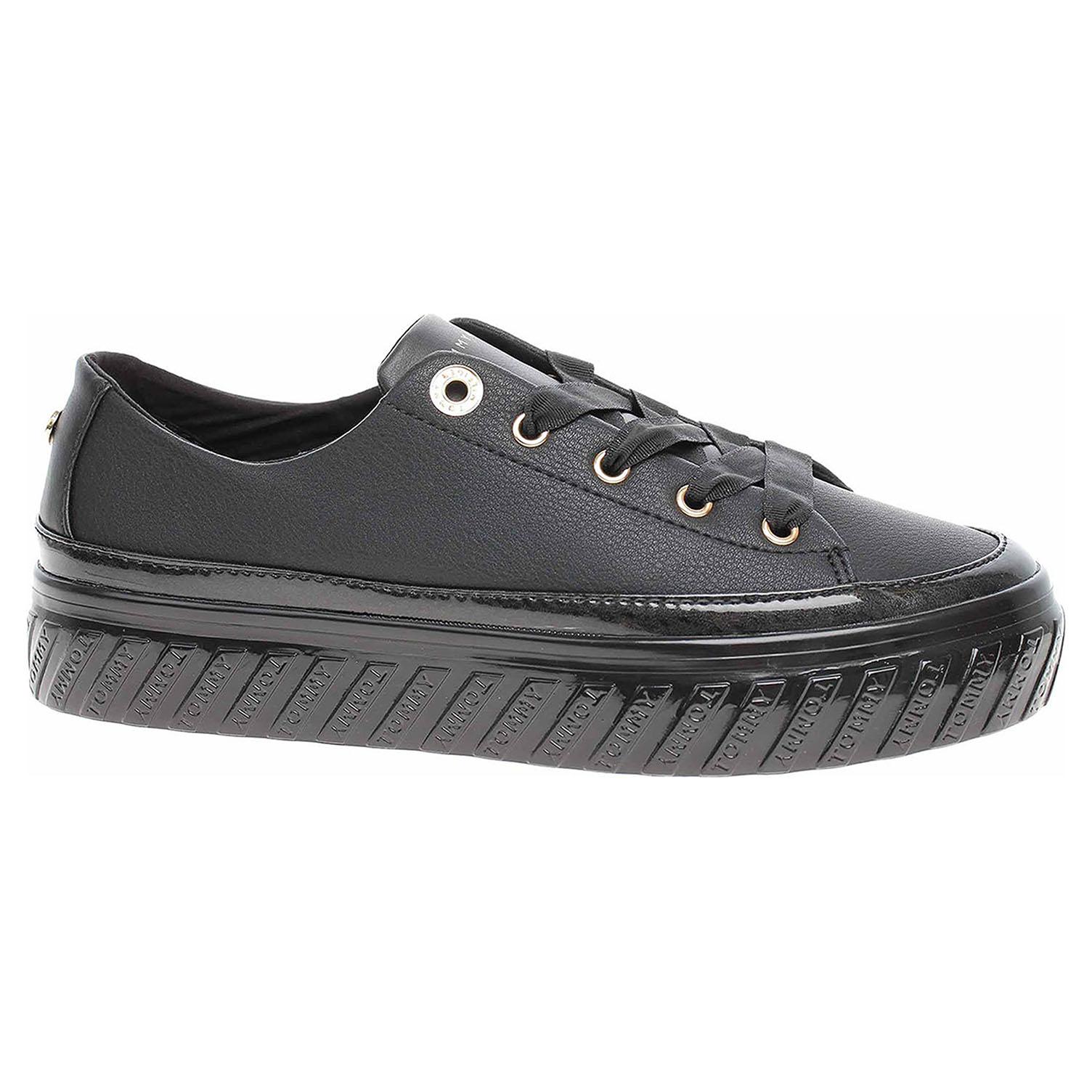 Dámská obuv Tommy Hilfiger FW0FW05221 BDS black FW0FW05221 BDS 39
