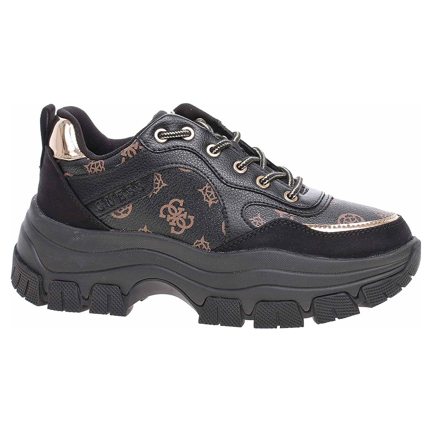 Dámská obuv Guess Baryt black FL8BRYFAL12 36