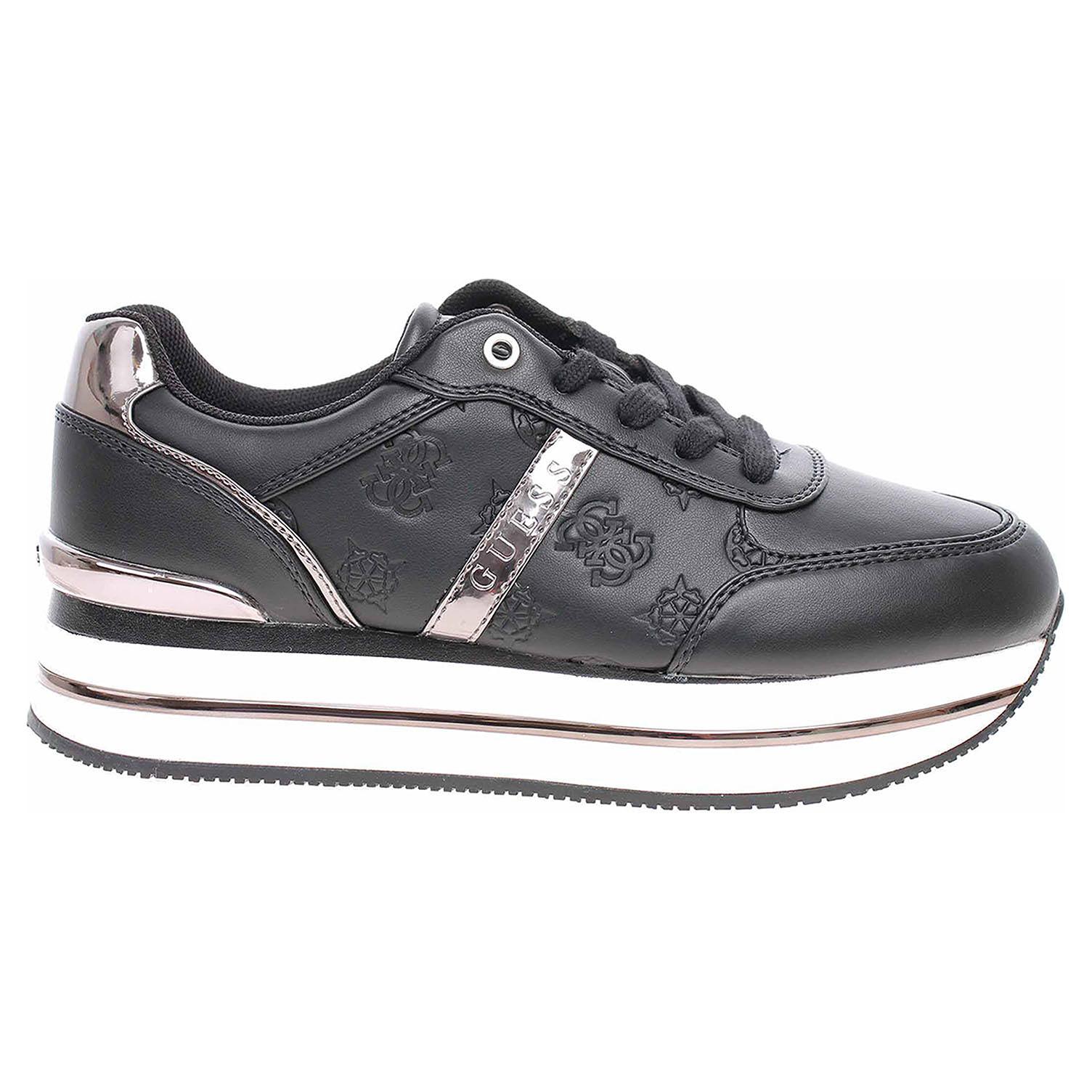 Dámská obuv Guess Dafnee black FL7DFEFAL12 black 36
