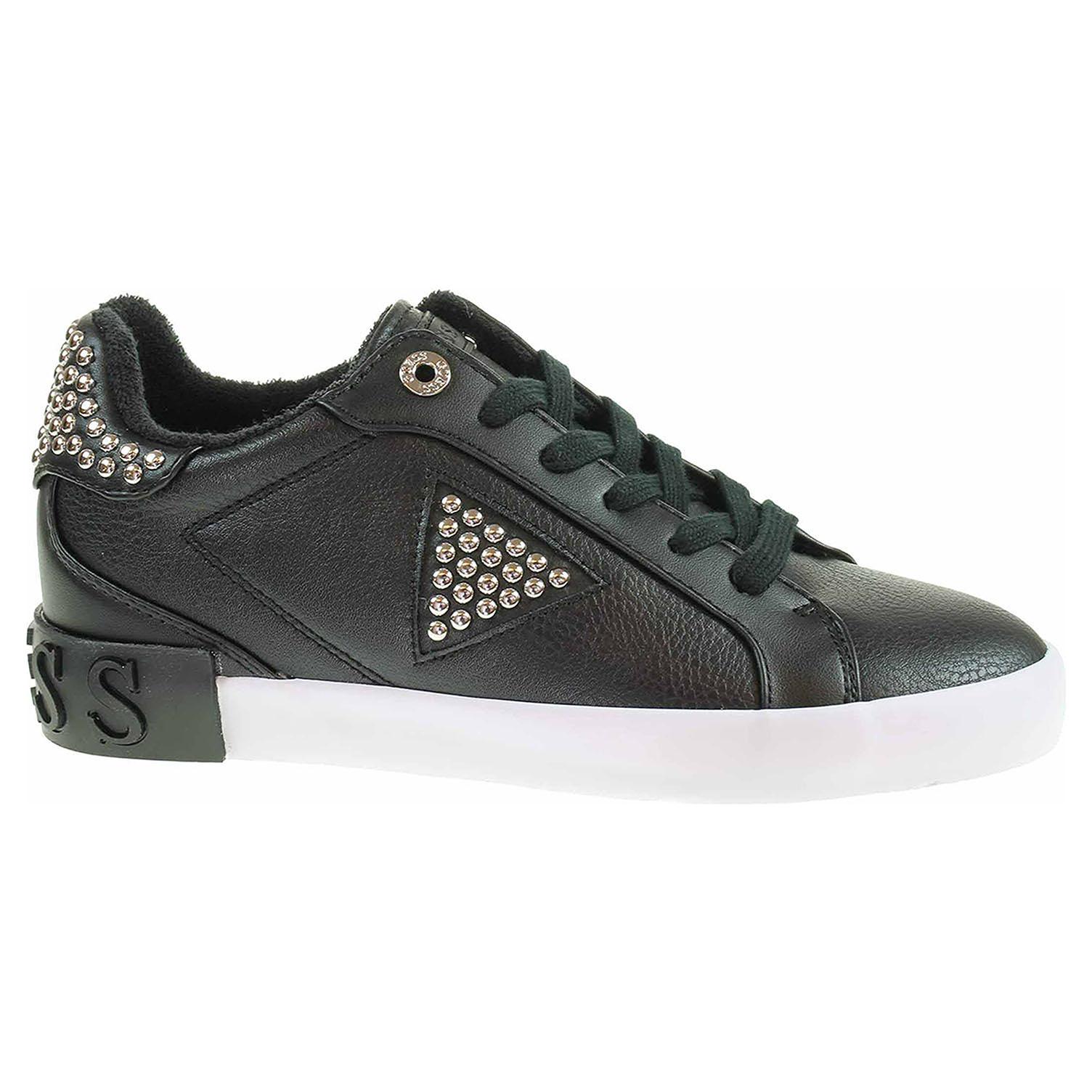 Dámská obuv Guess Paysin black FL7PANELE12 black 36