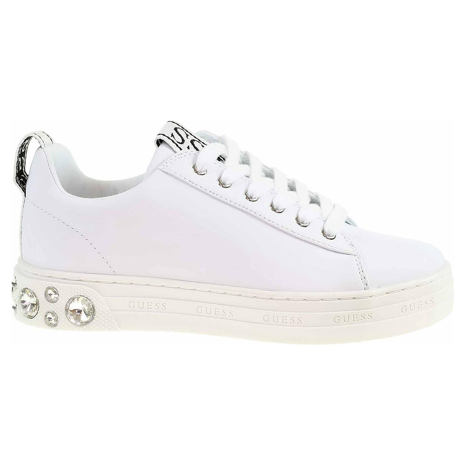 Dámská obuv Guess Rivet white FL7RITELE12 white 37
