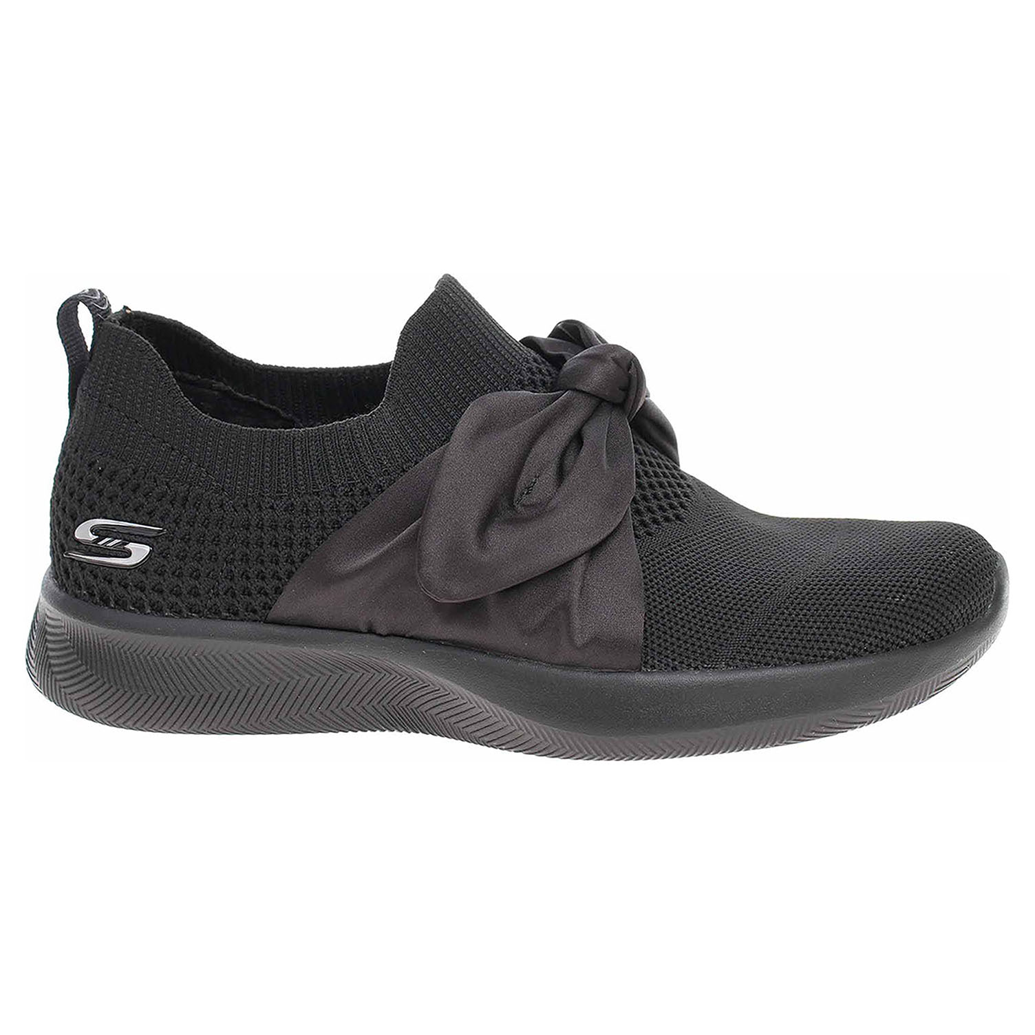 Skechers Bobs Squad 2 - Bow Beauty black 32802 BBK 39
