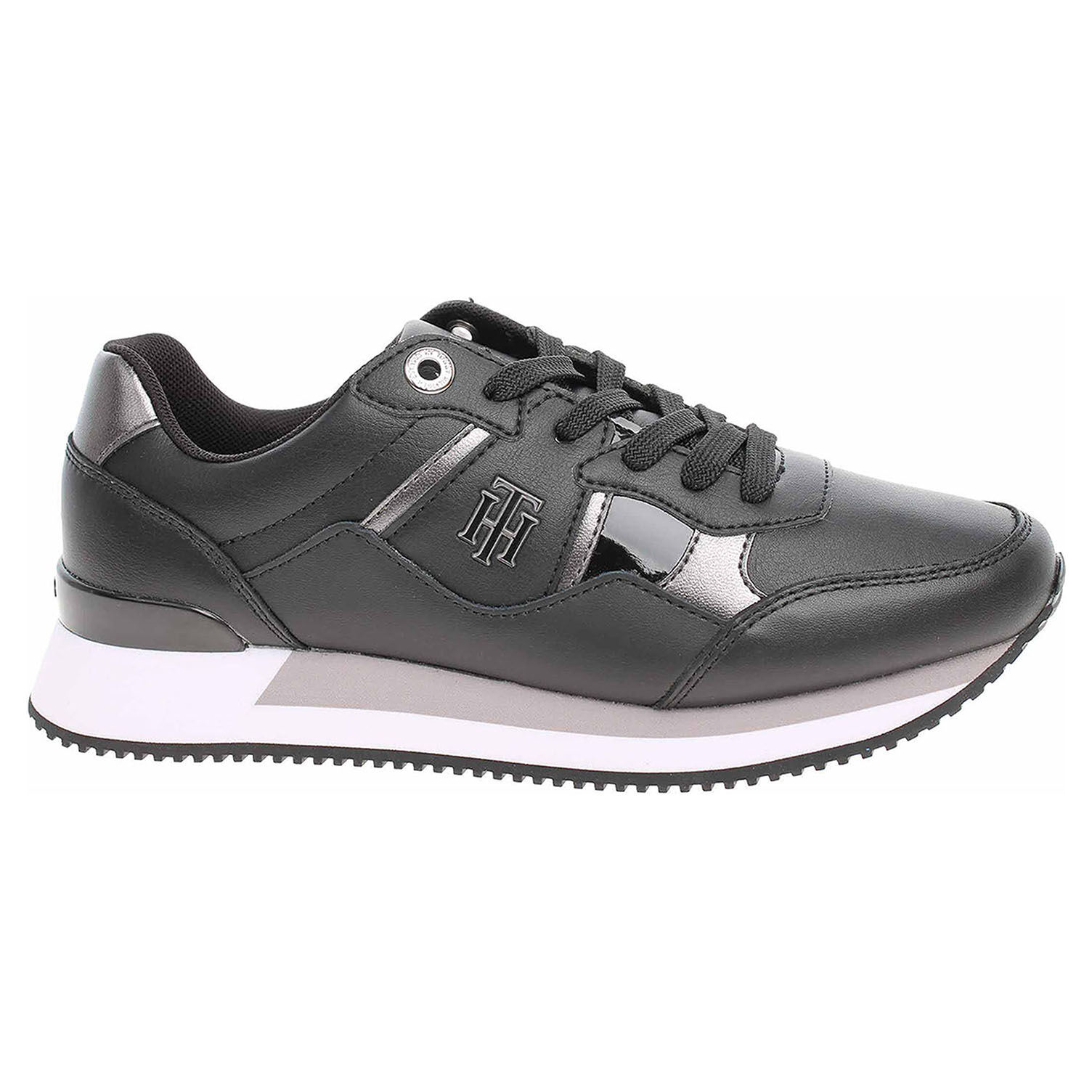 Dámská obuv Tommy Hilfiger FW0FW05558 BDS black FW0FW05558 BDS 39