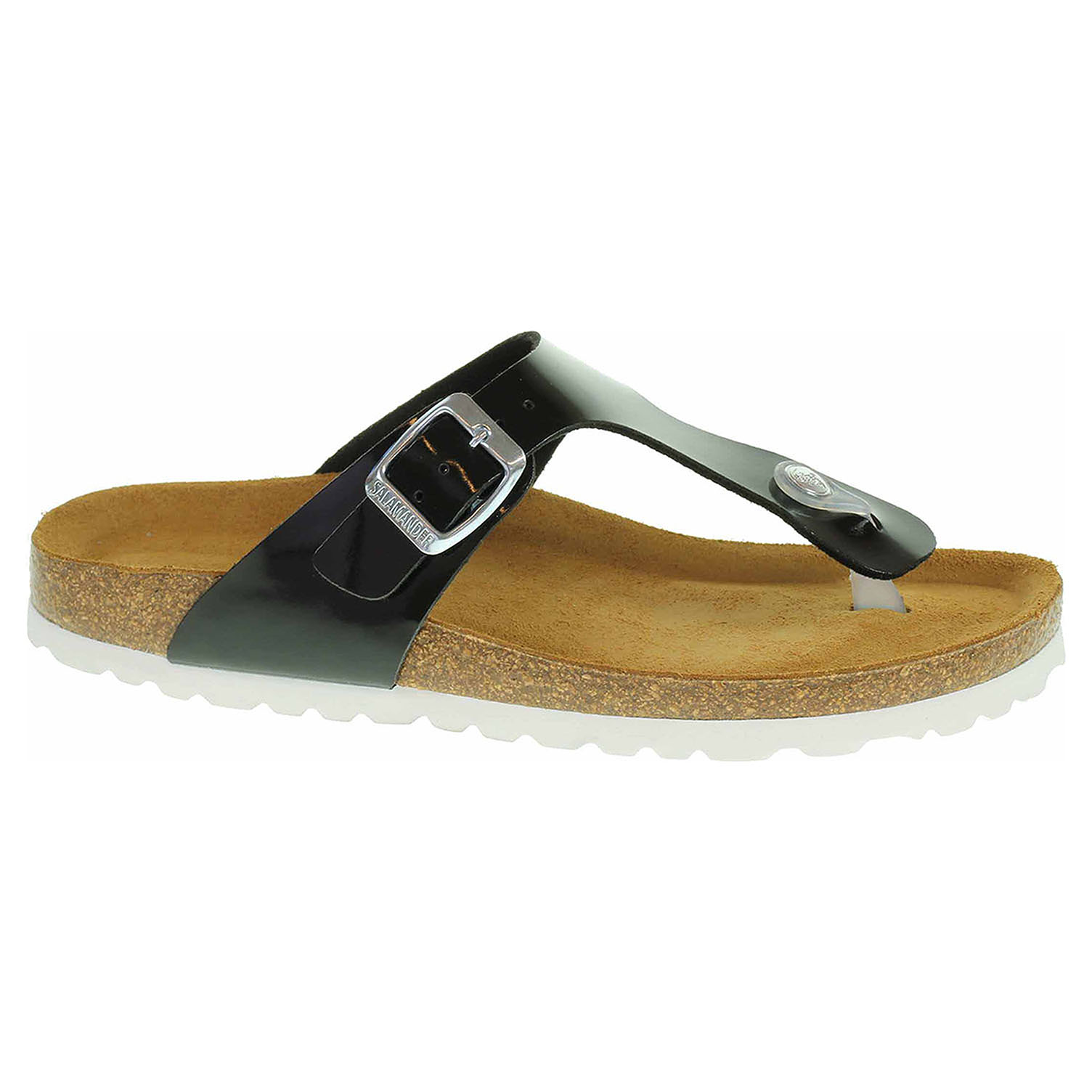 Dámské pantofle Salamander 32-13007-41 black 32-13007-41 37