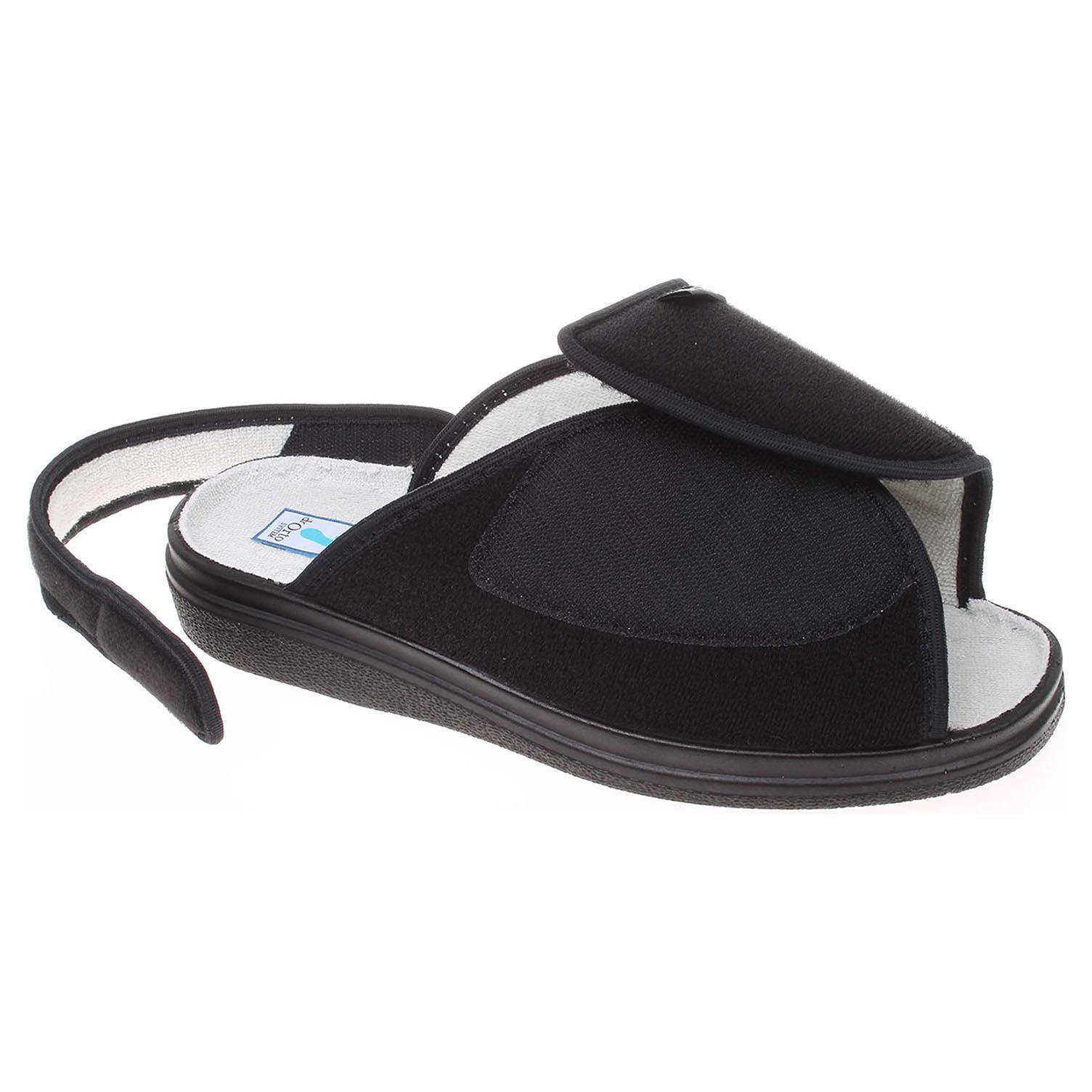 Domácí obuv Befado 983D004 černá 983D004 37