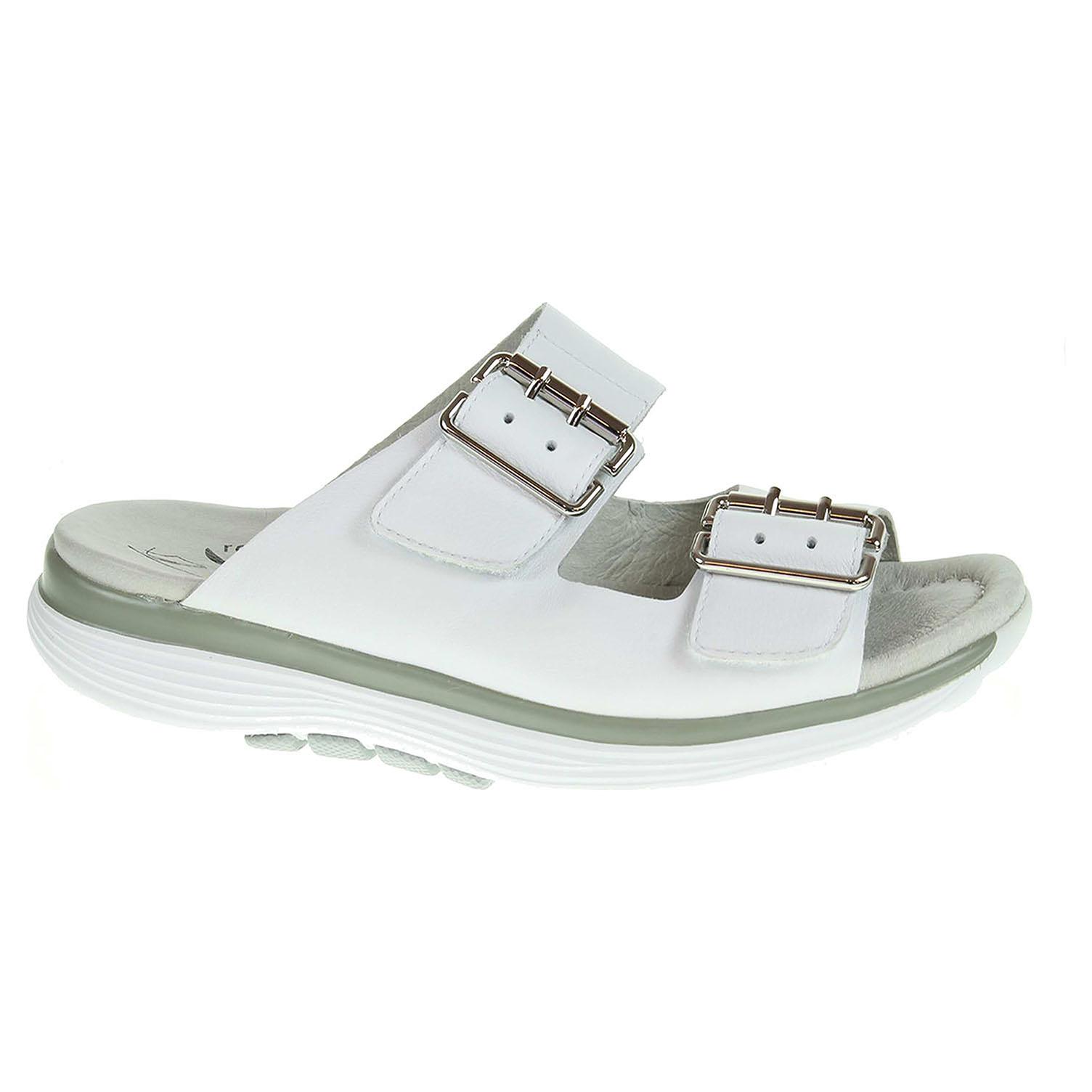 Dámské pantofle Gabor 66.910.50 bílé 66.910.50 38
