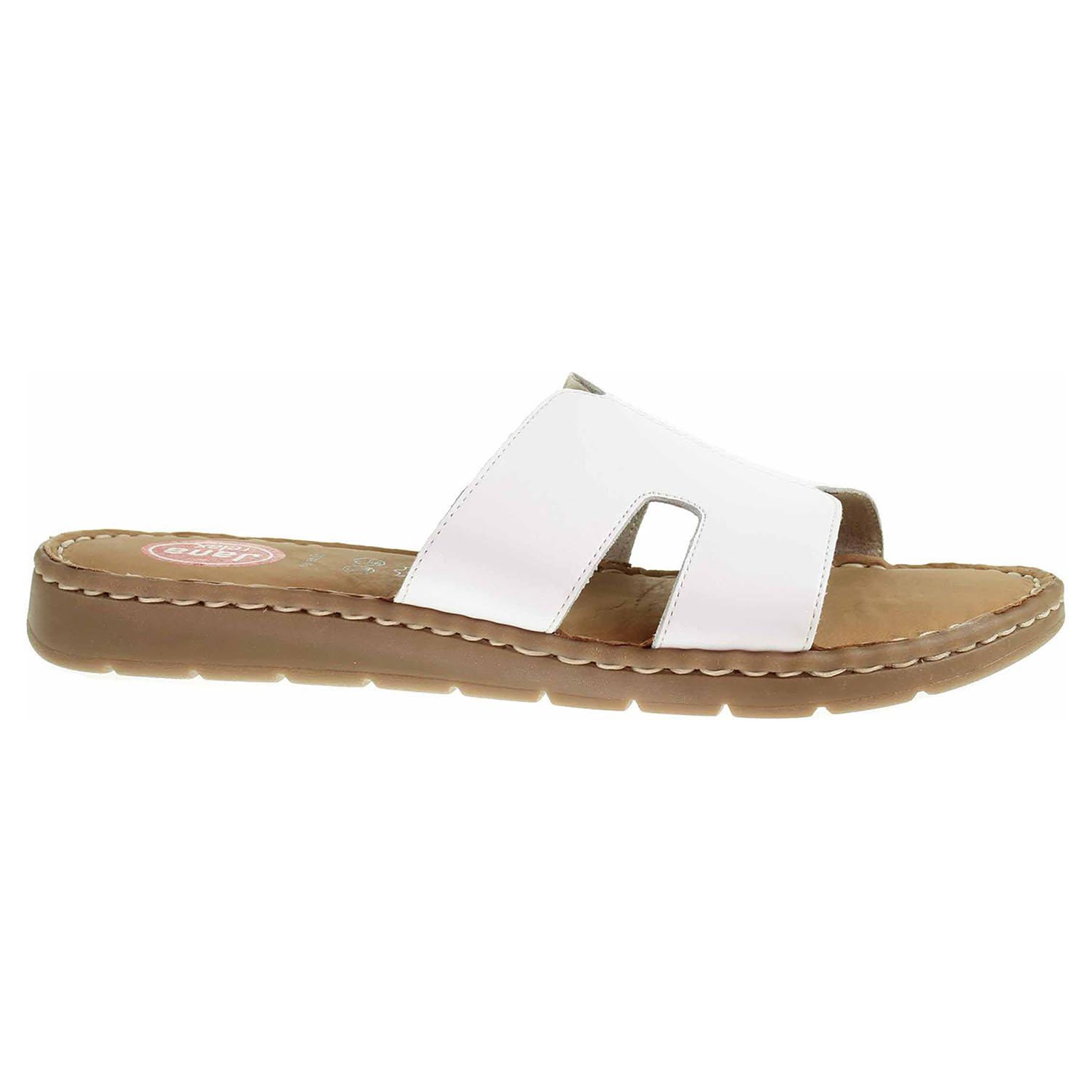 Dámské pantofle Jana 8-27115-26 white 8-8-27115-26 100 45