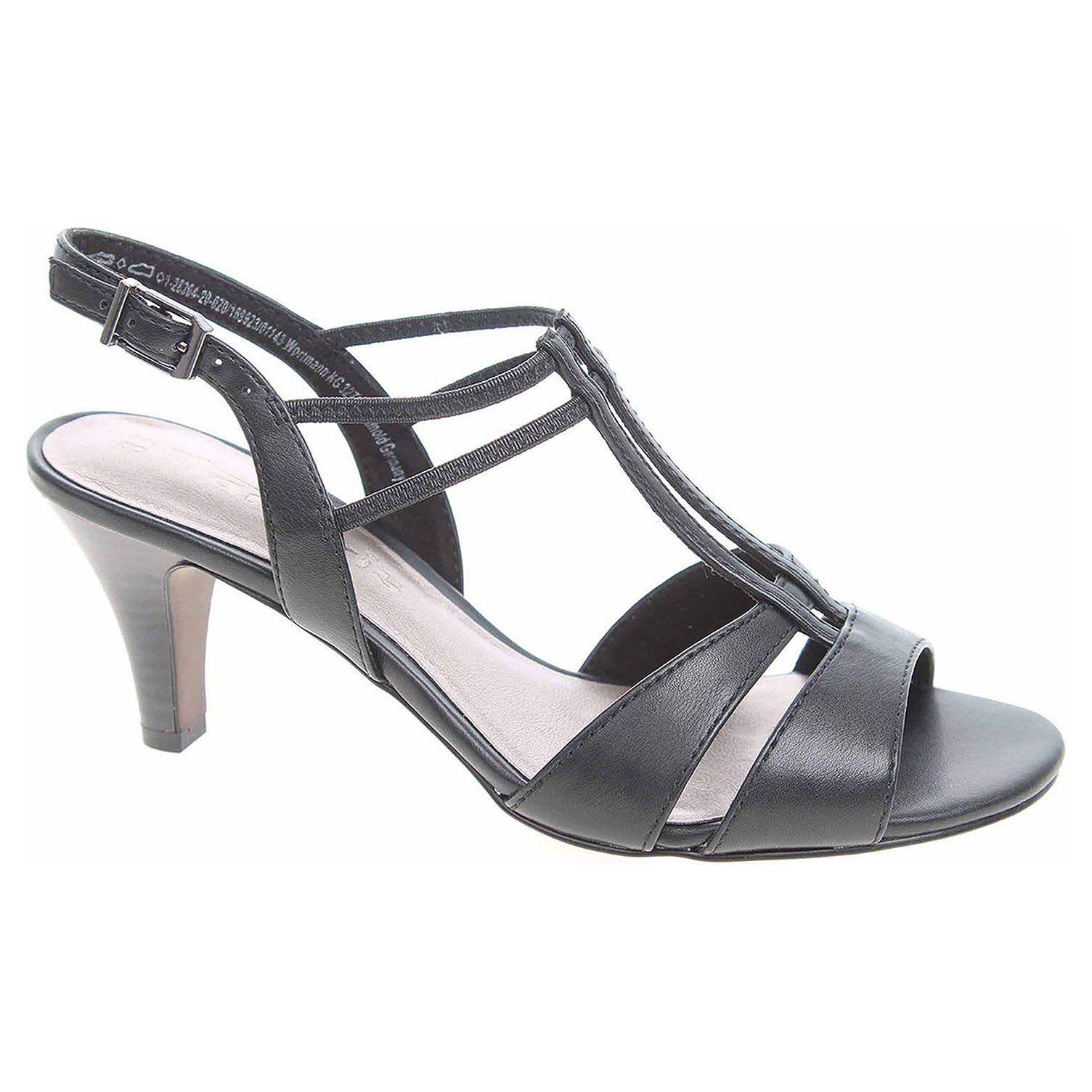 Dámská společenská obuv Tamaris 1-28304-22 black matt 1-1-28304-22 020 39