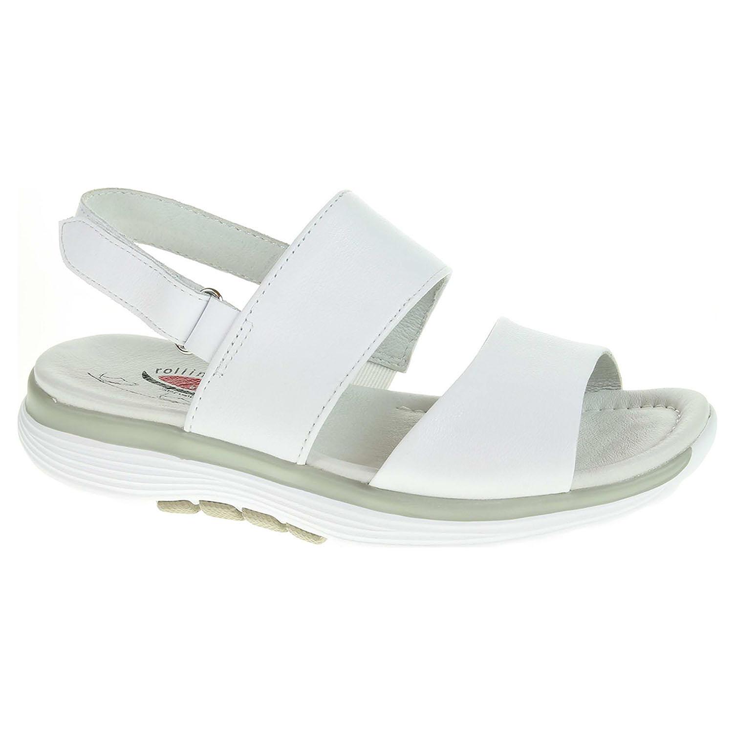 Dámské sandály Gabor 26.914.50 weiss 26.914.50 38