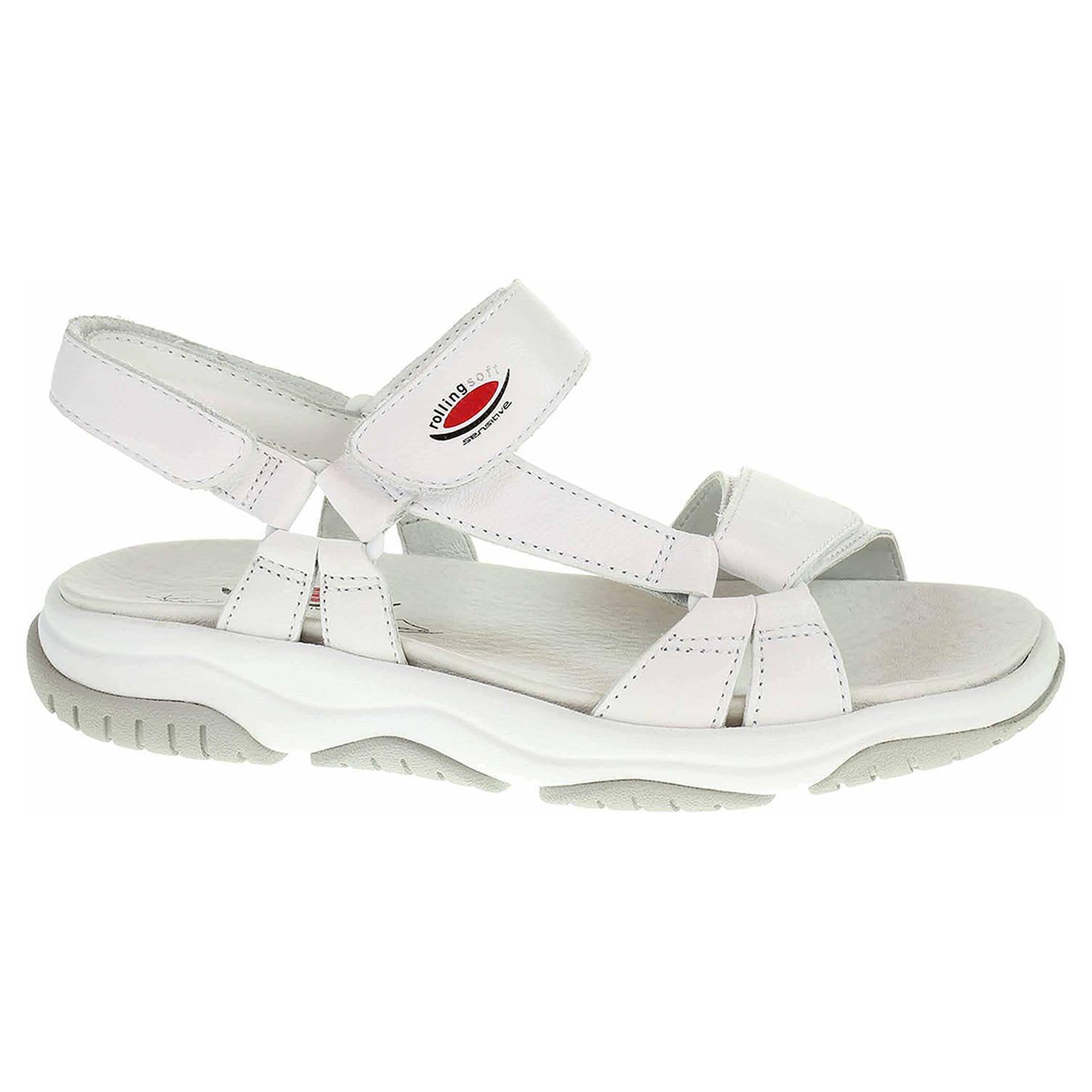 Dámské sandály Gabor 26.928.50 weiss 26.928.50 38