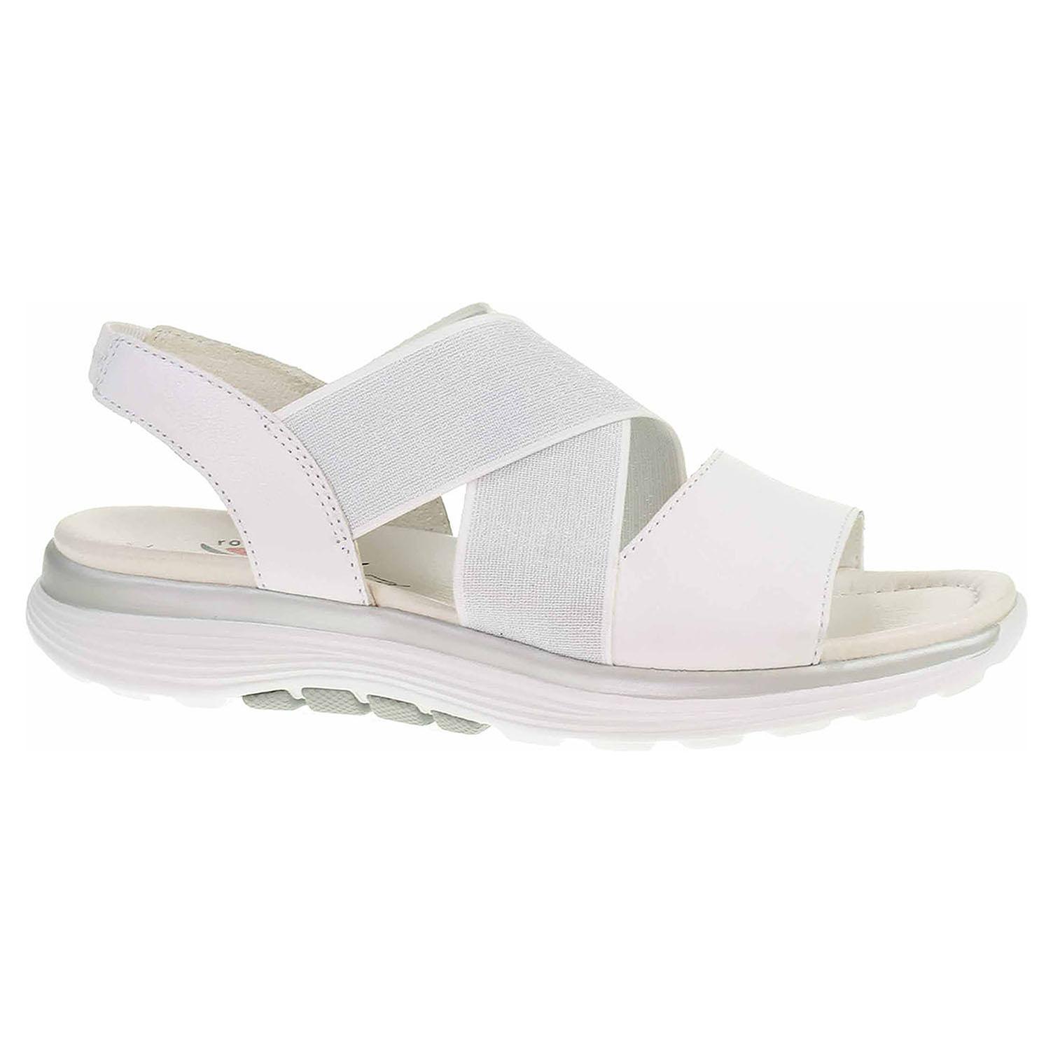 Dámské sandály Gabor 46.815.50 weiss 46.815.50 38